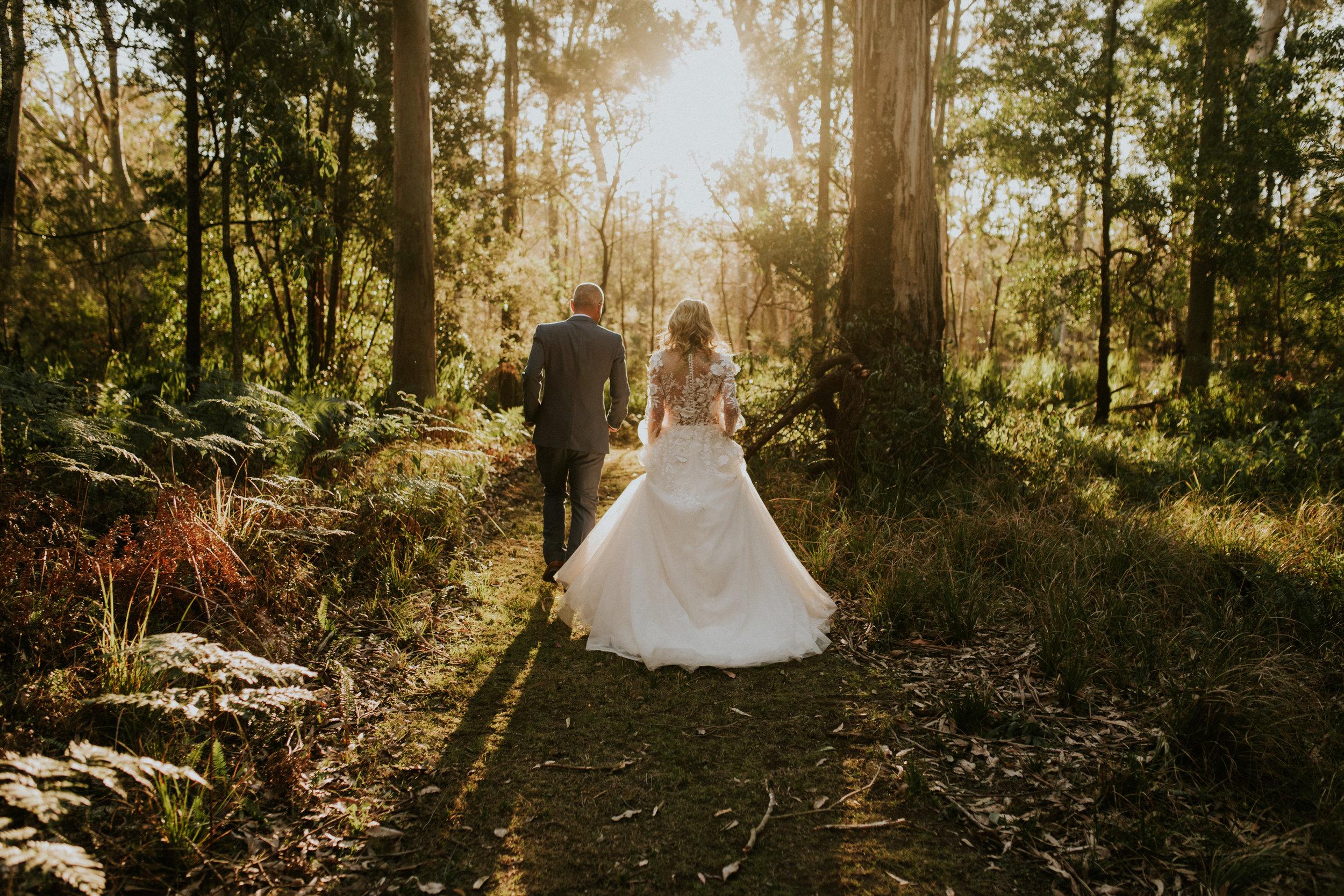 Tiara & Scott - Bewong River Retreat Wedding     5th August 2018