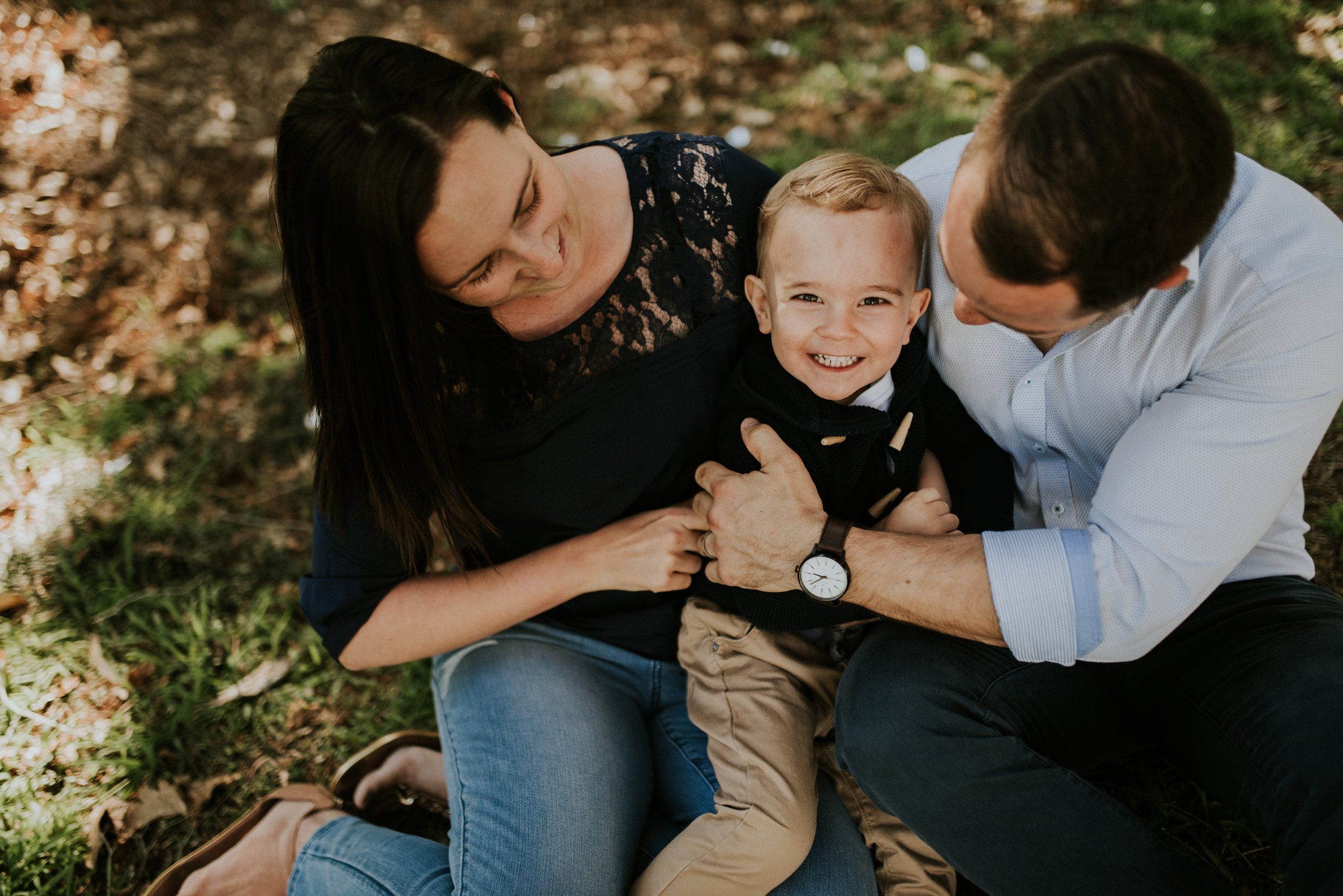 The Ogden Family - Wollongong Family Session    16th September 2018