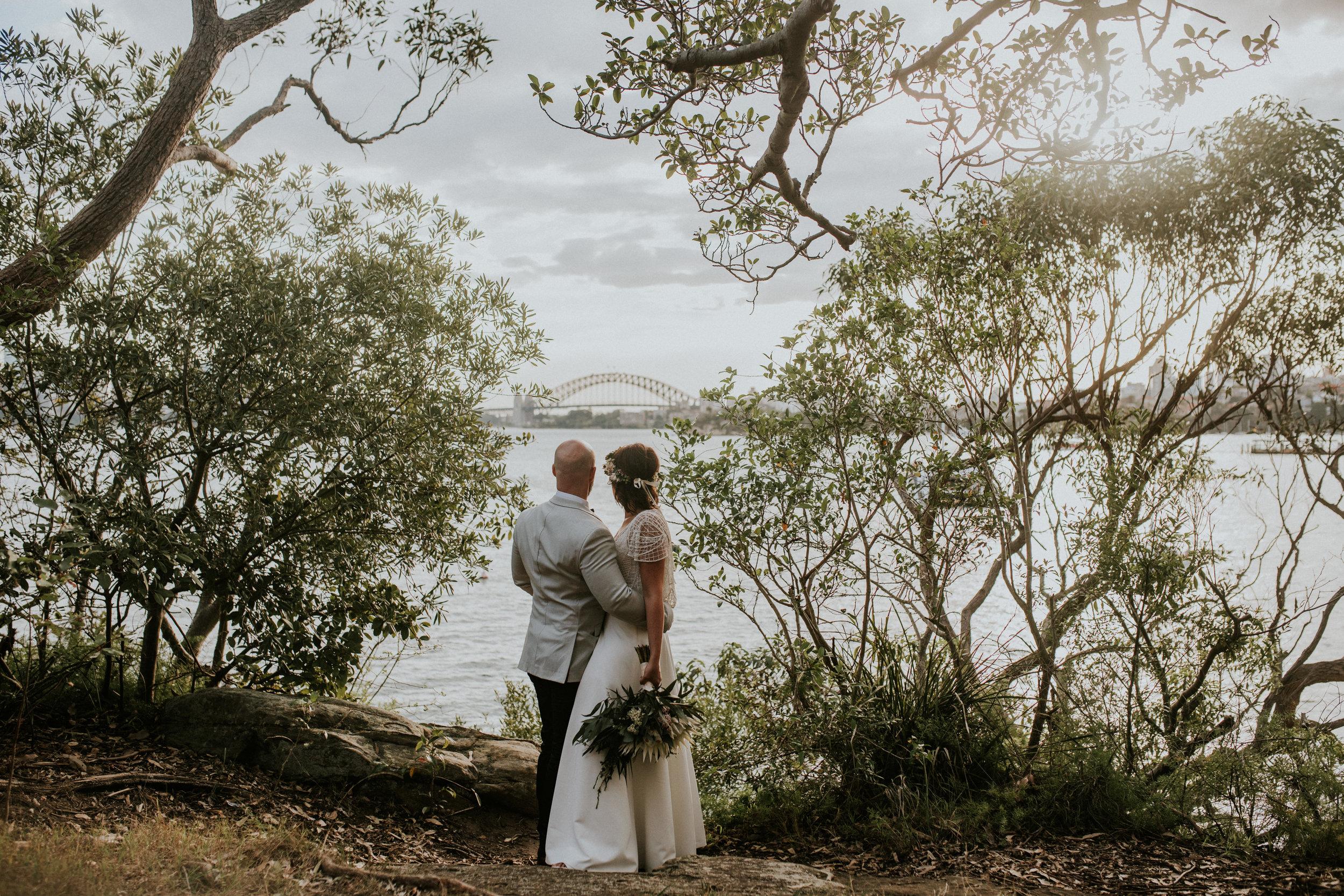 Jodie & Andy - Athol Hall, Sydney Wedding       5th September 2018