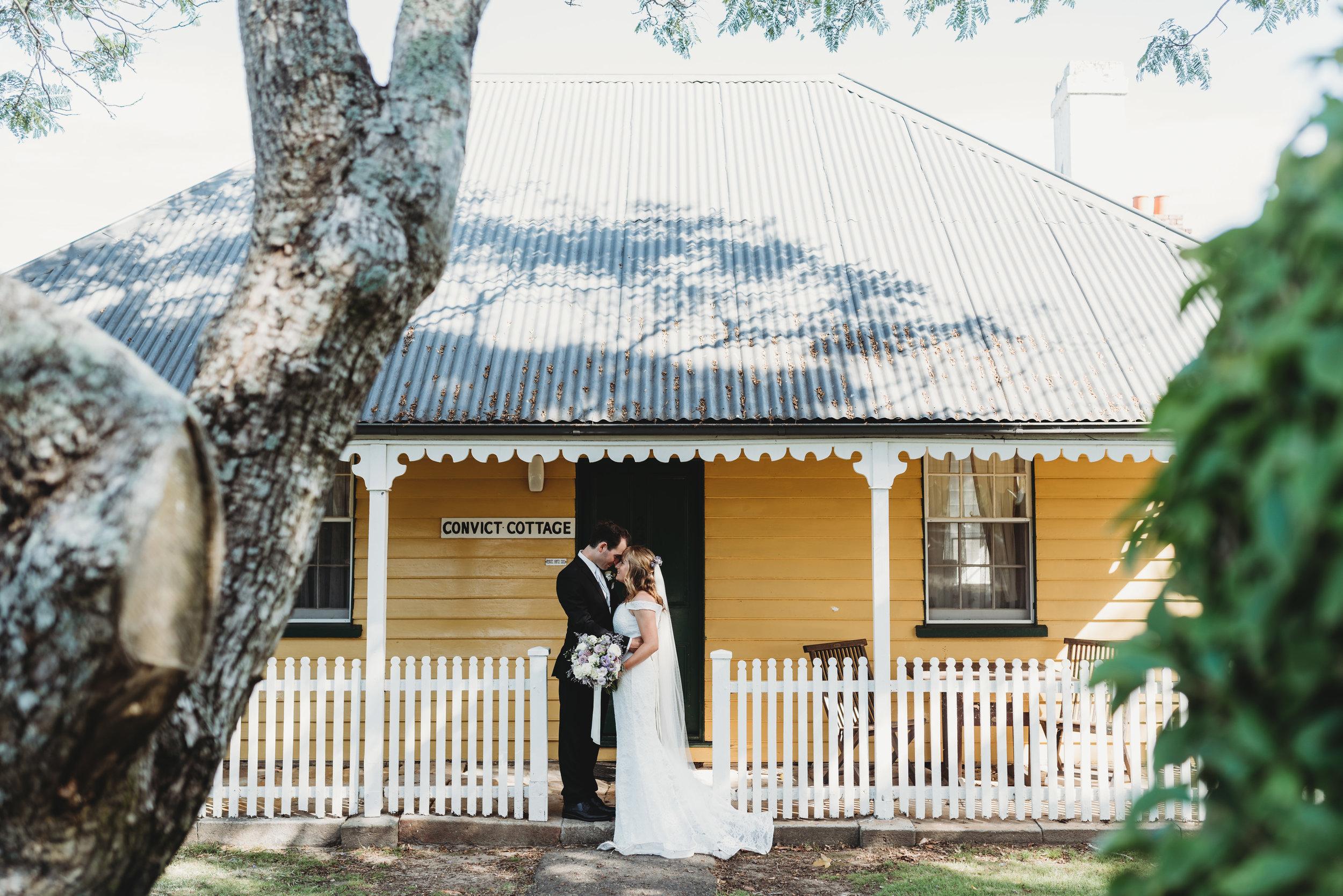 Emily & Matt - Coolangatta Estate Winery Wedding    29th December 2018