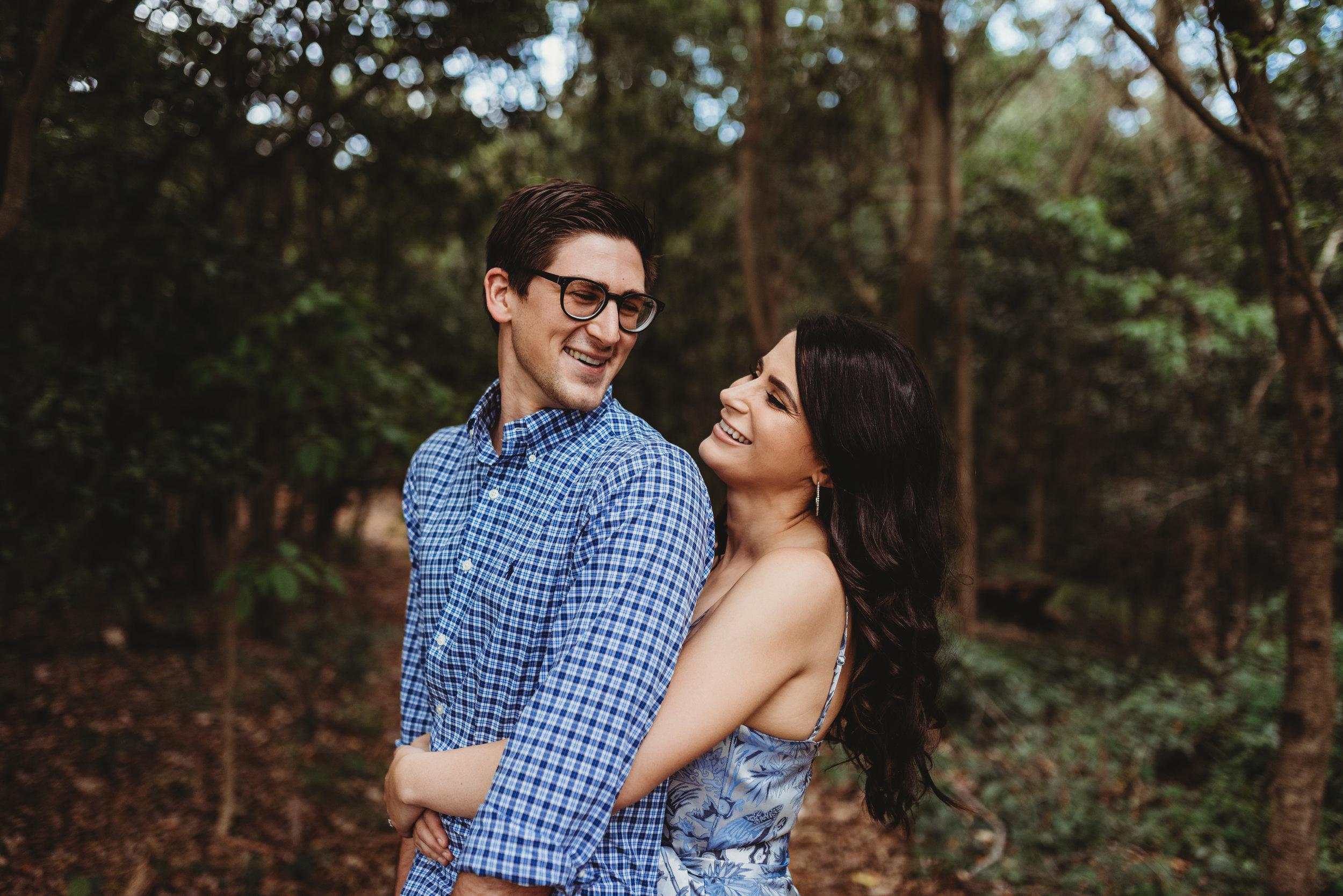 Aaya & Samuel - Wollongong Spring Engagement    16th November 2018