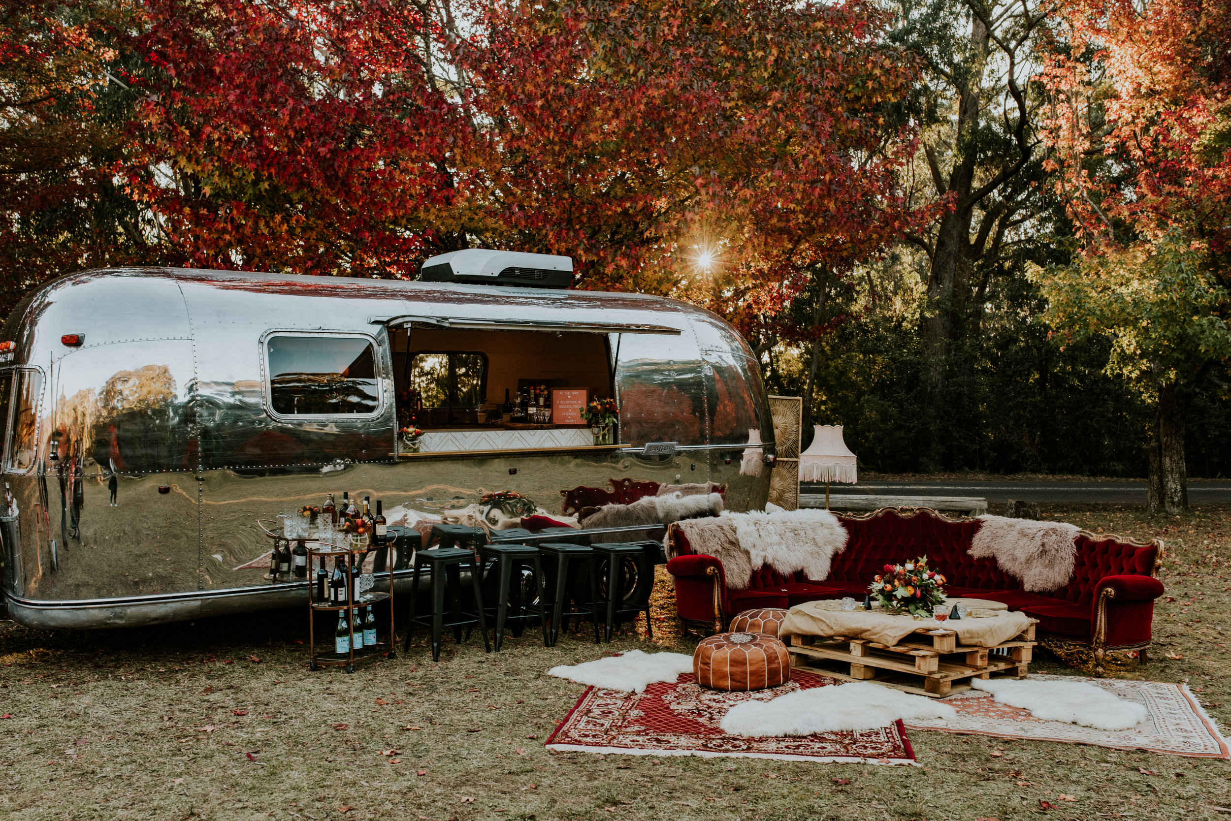 Vintage Bar & Styling -   The Airstream Social