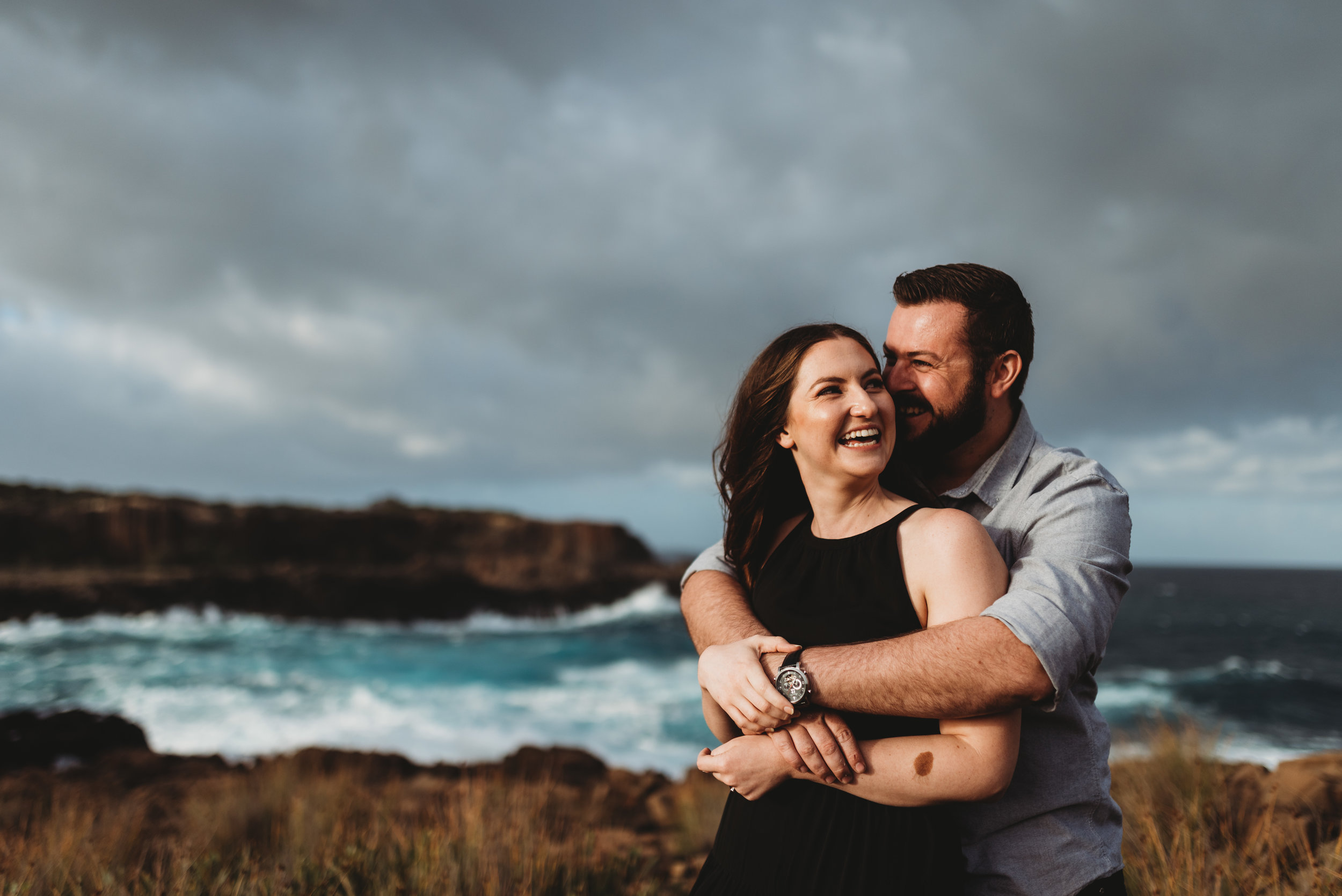 Amy & Matt - Kiama Sunset Engagement     February 24th 2019