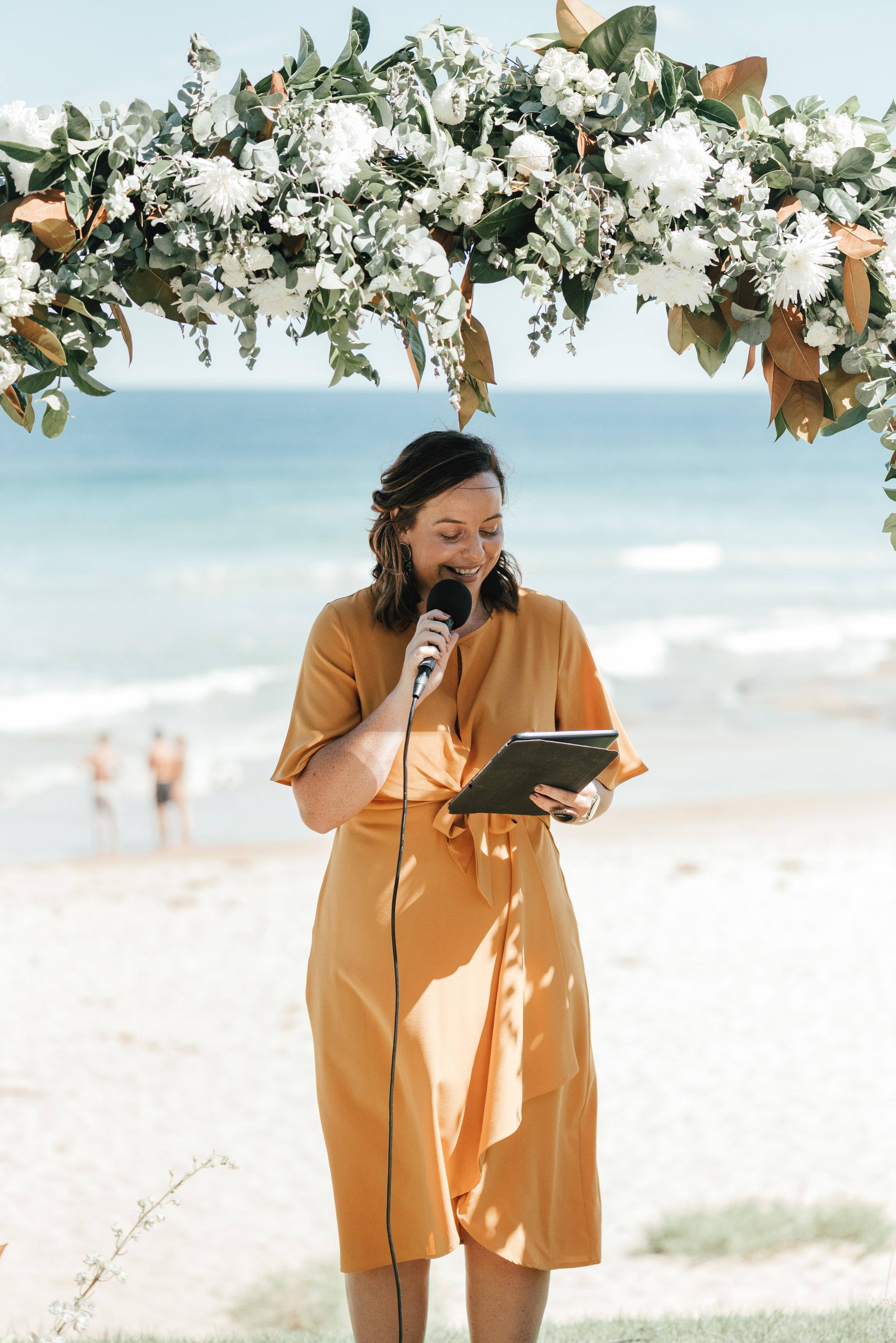 Celebrant -   Merinda Richardson