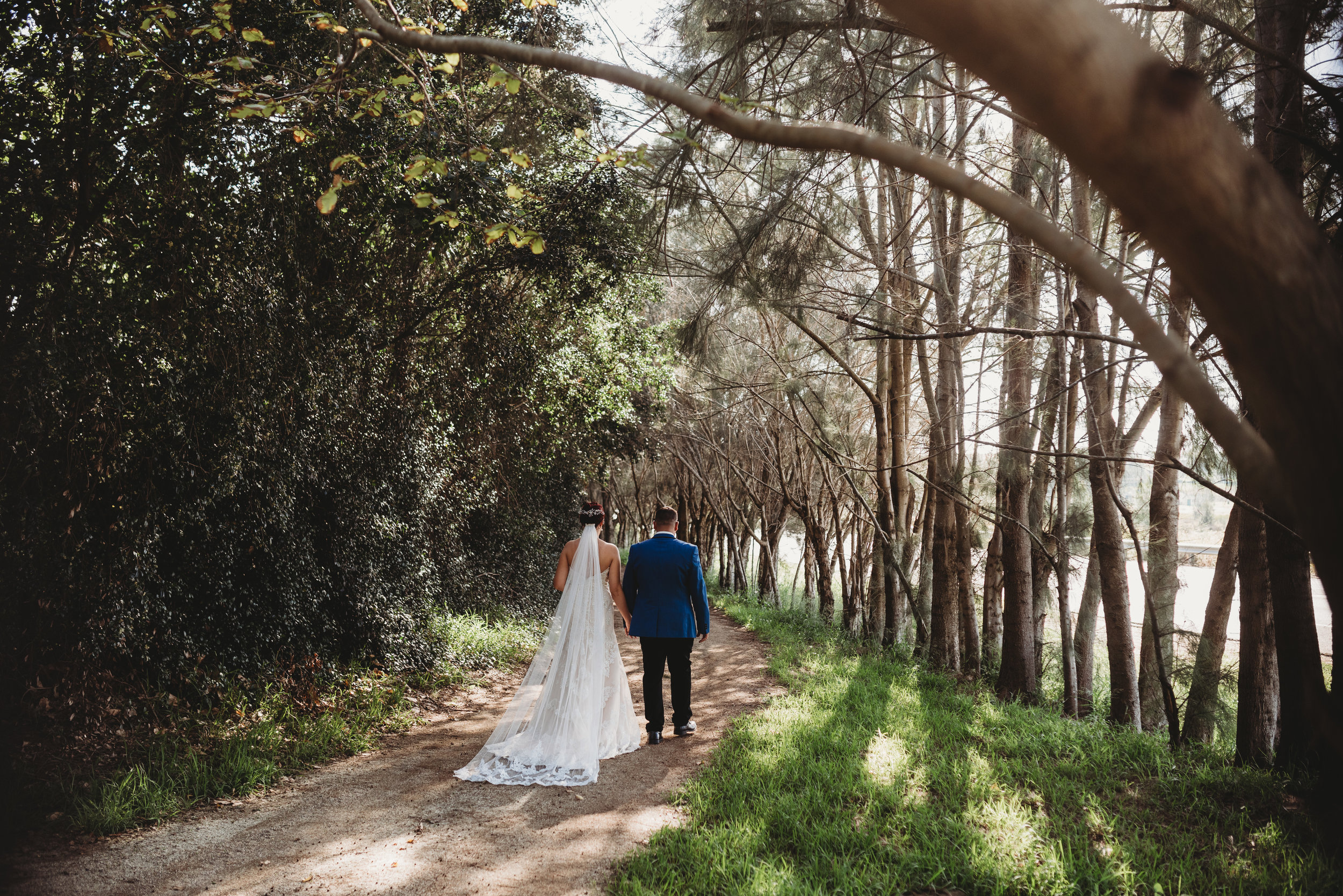 Alyssa & Aaron - Mecure Resort, Hunter Valley Wedding    6th April 2019
