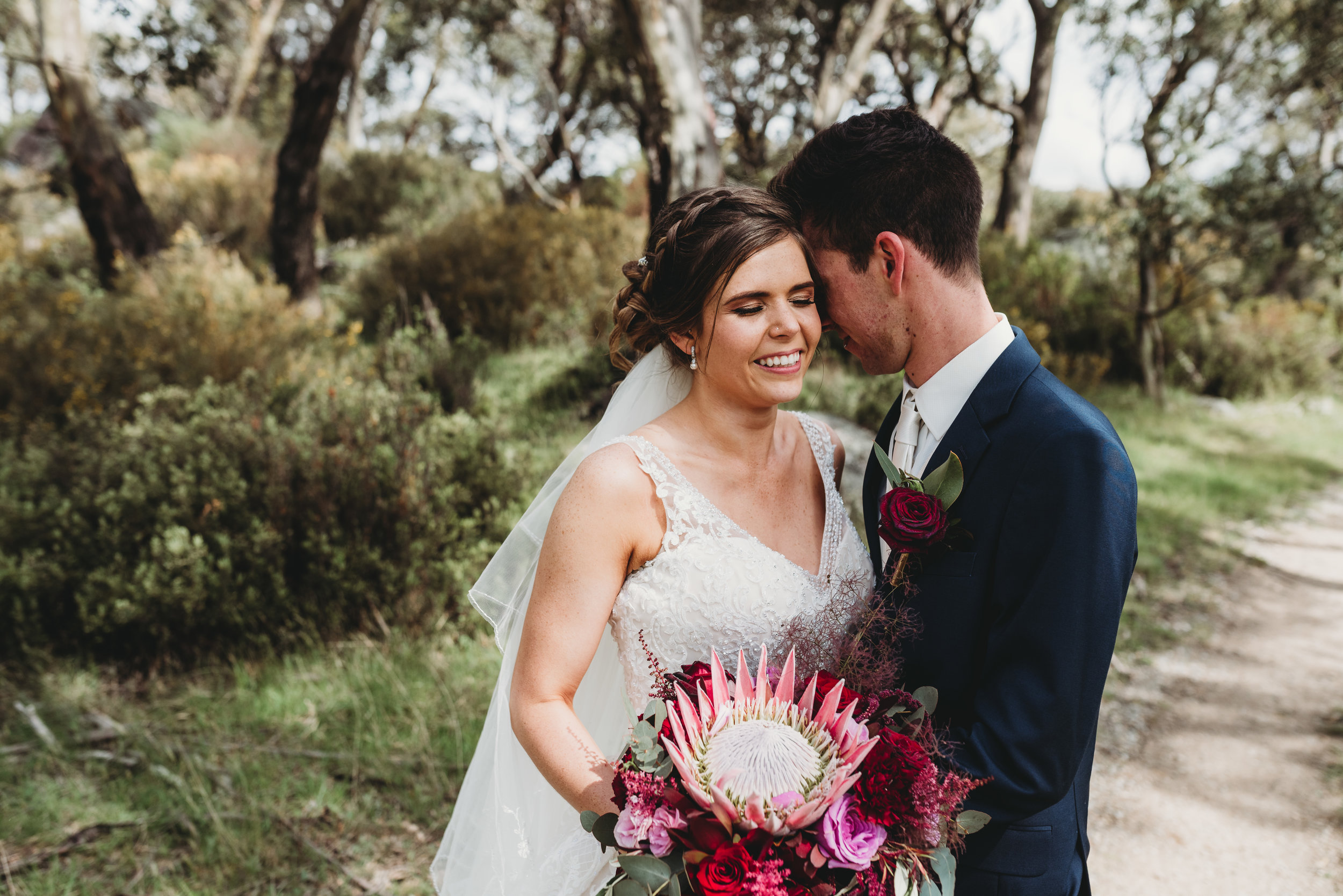 Claudia & Greg - Lake Crackenback Wedding    24th November 2018