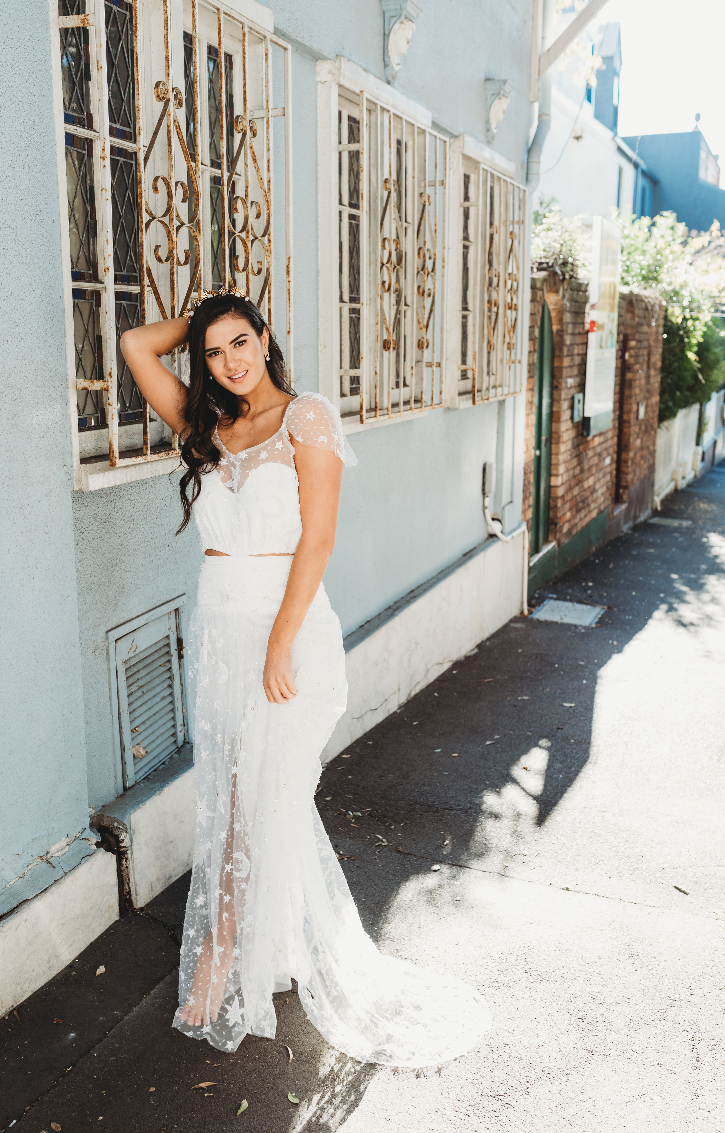 Inner City Sydney Styled Bridal Session    16th July 2019