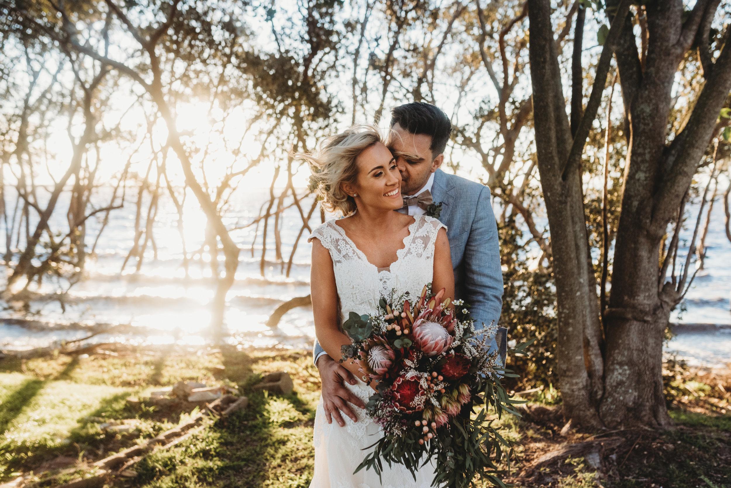 Sofi & Ryan - Stanley Park, Newcastle Wedding    10th August 2019