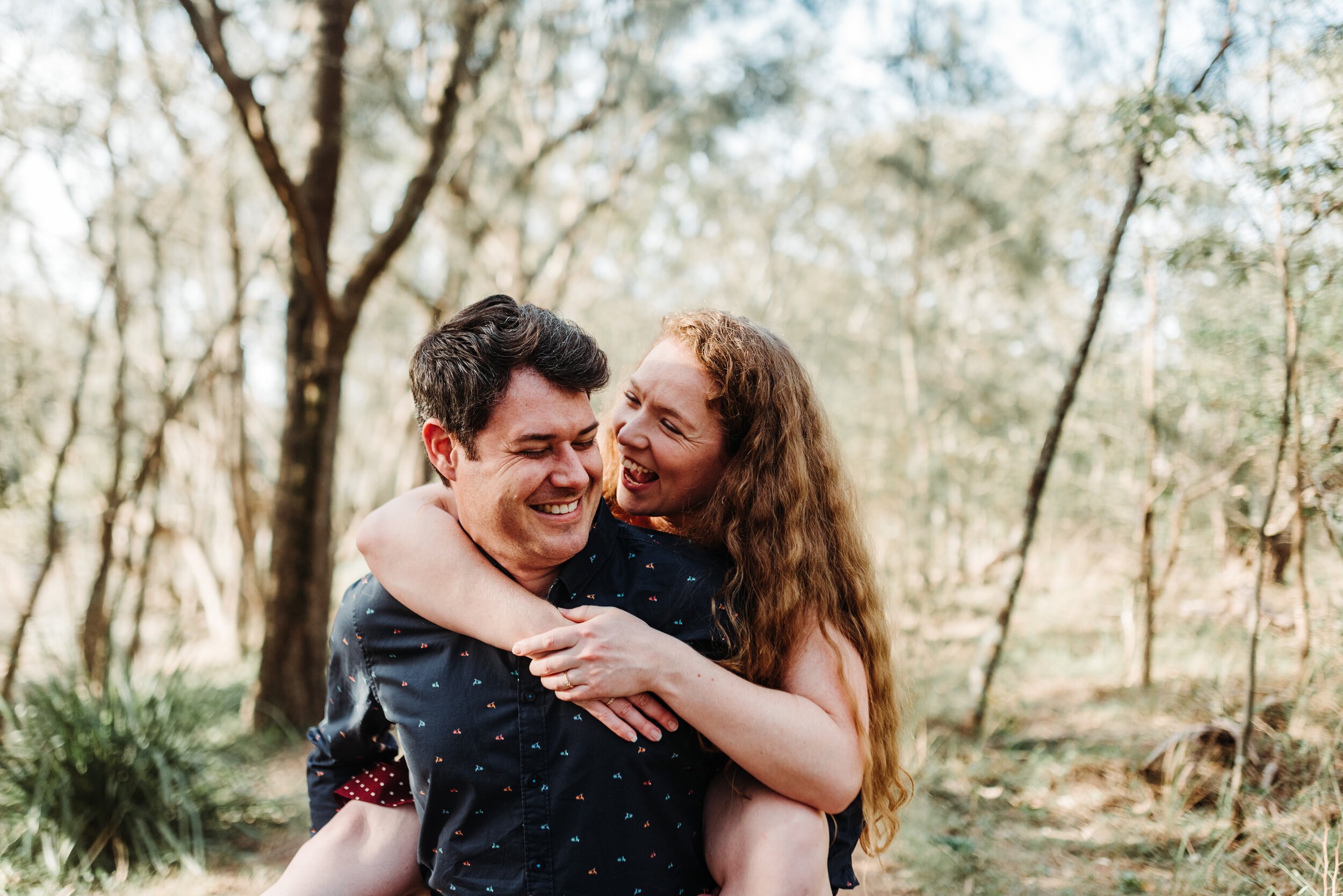 Dayle & Tarrant - Puckey's Estate, Wollongong Engagement    13th September 2019