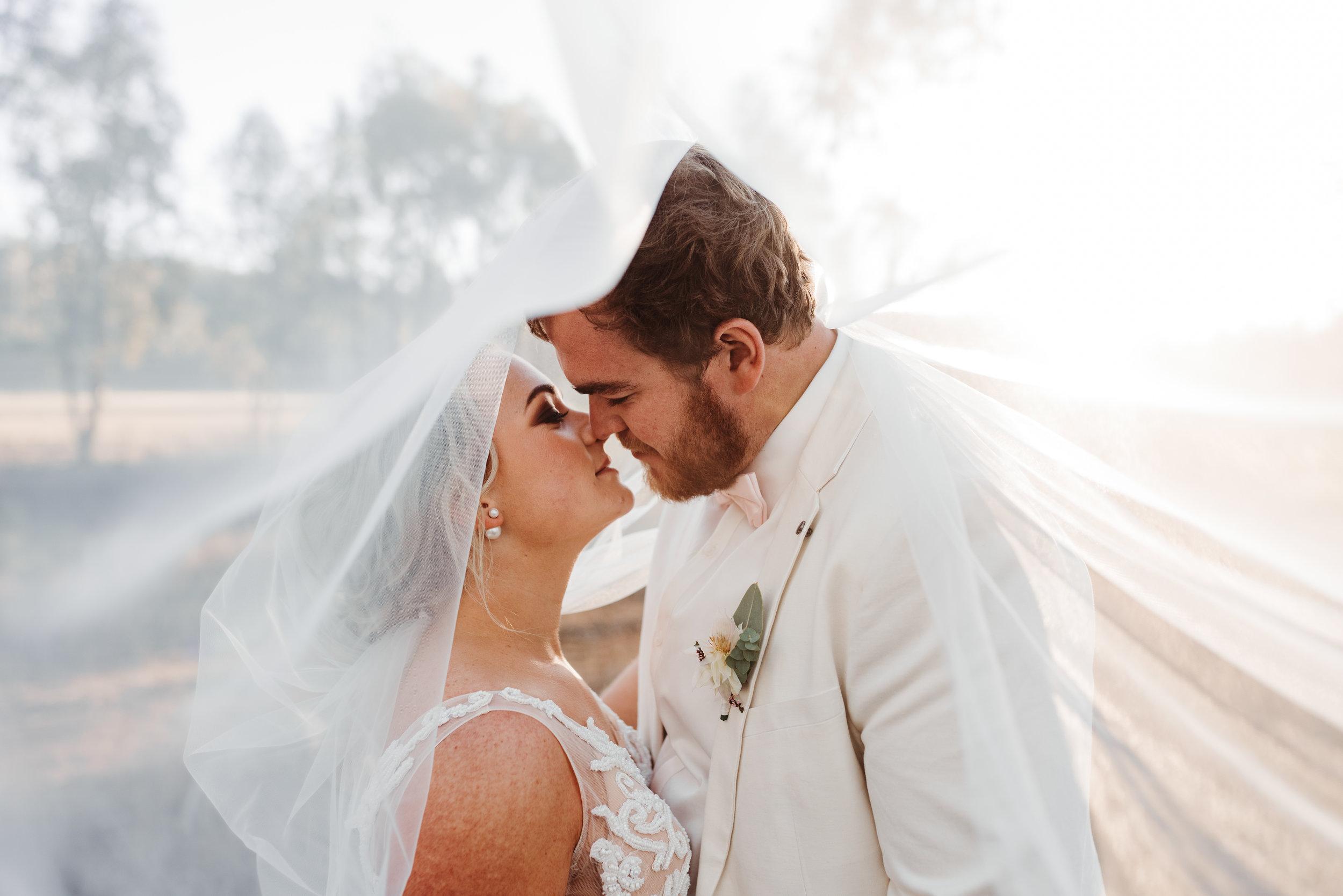 Kynomie & Josh - Kumbogie Woolshed, Tamworth Wedding    7th September 2019
