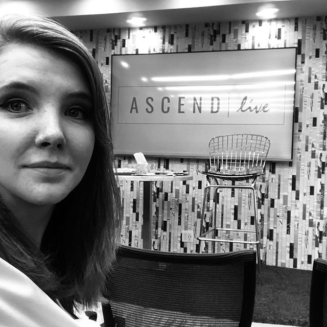Absolutely loved #ascendlive2019 in #NYC! I learned so much and felt such unbelievable energy from the amazing women I met. Thank you all for the encouragement and connection I felt. I hope we stay in contact for years to come. ❤️