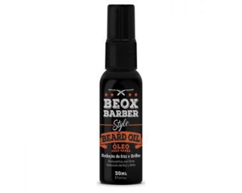 BBS Barber Oil