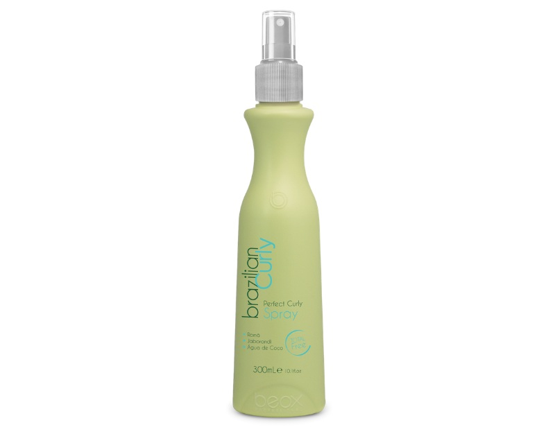 Brazilian Curly Spray
