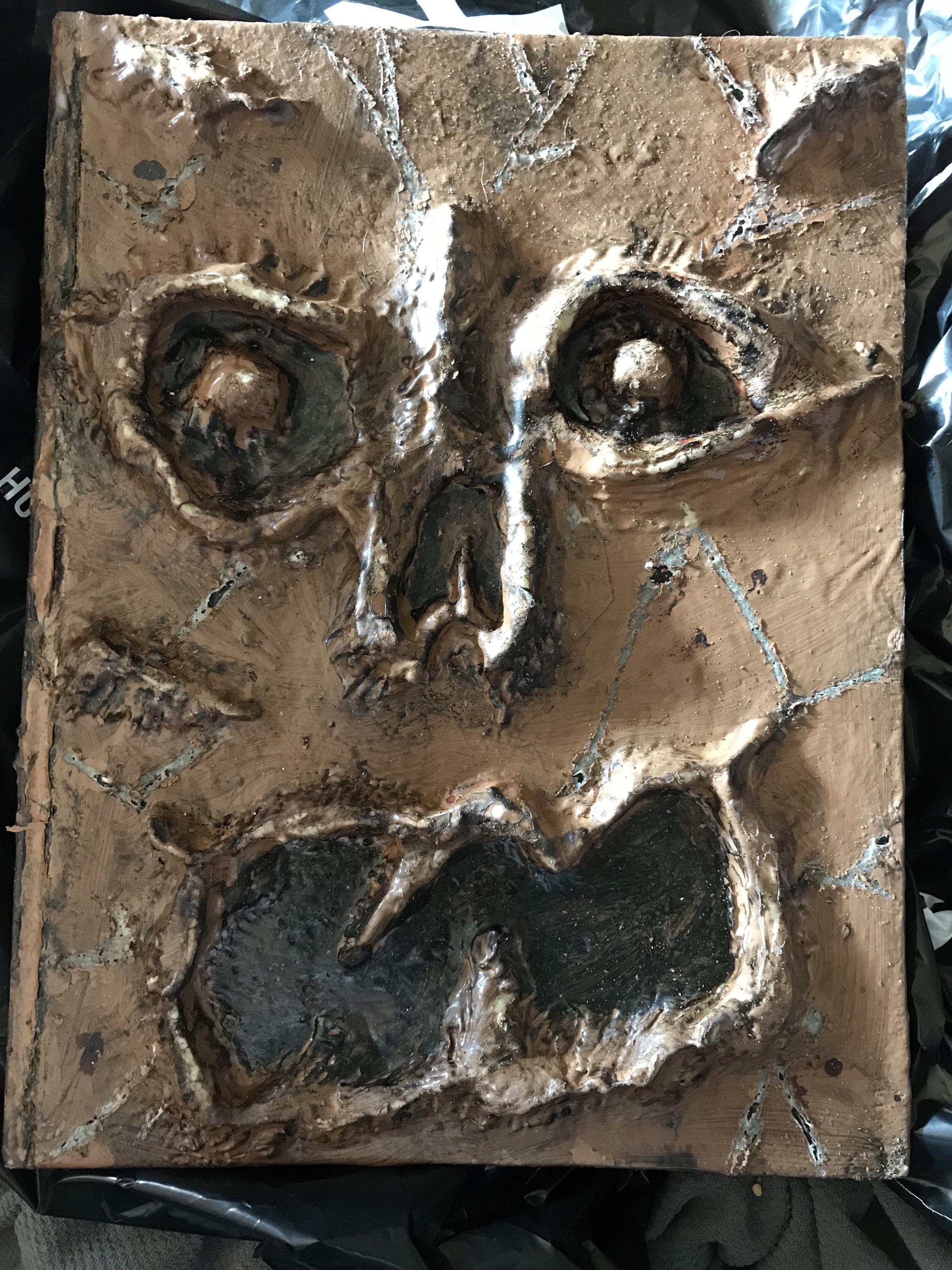 Necronomicon Ex Mortis Sketchbook