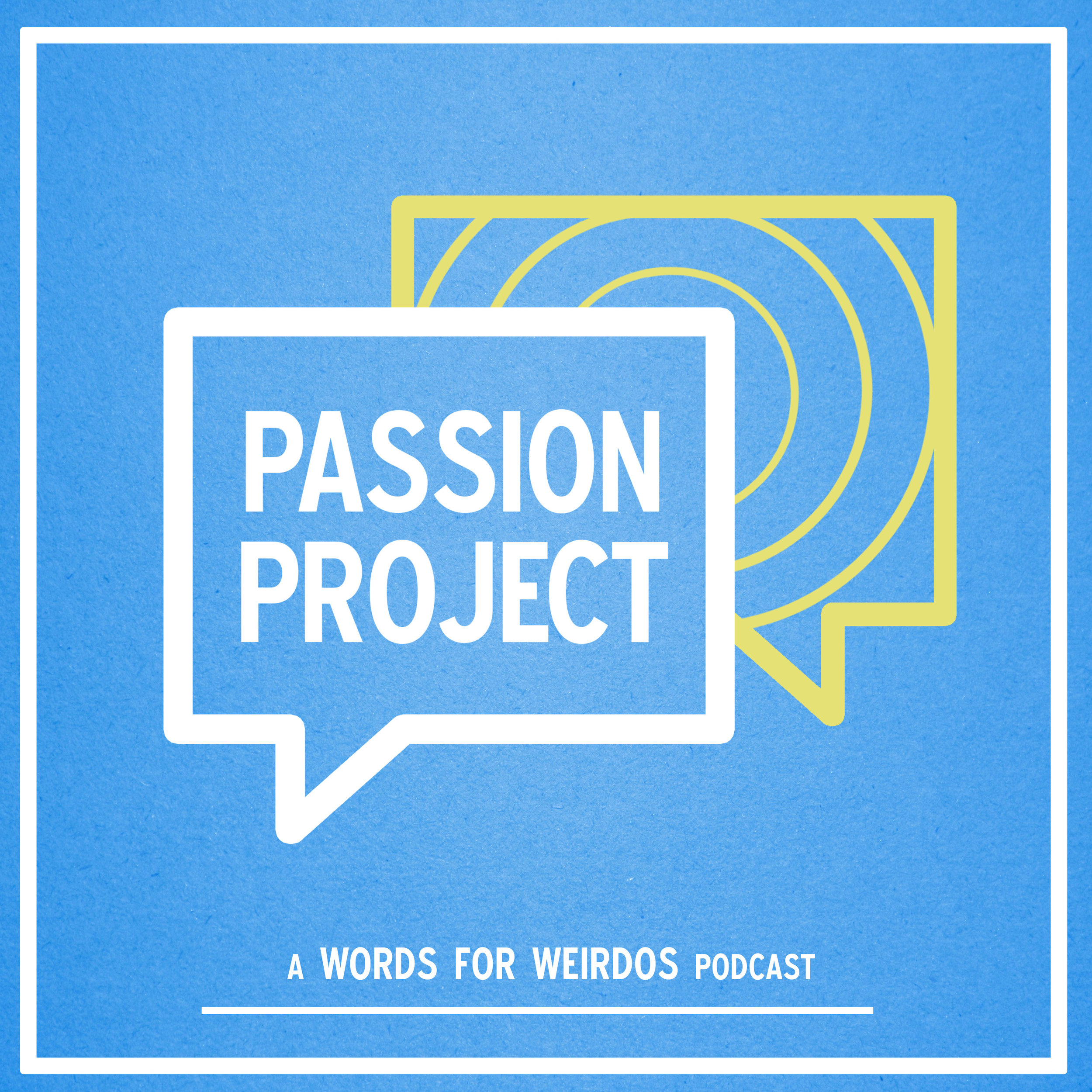 Passion Project-Now Available