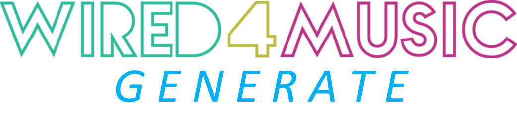 Wired4Music Generate Logo.png