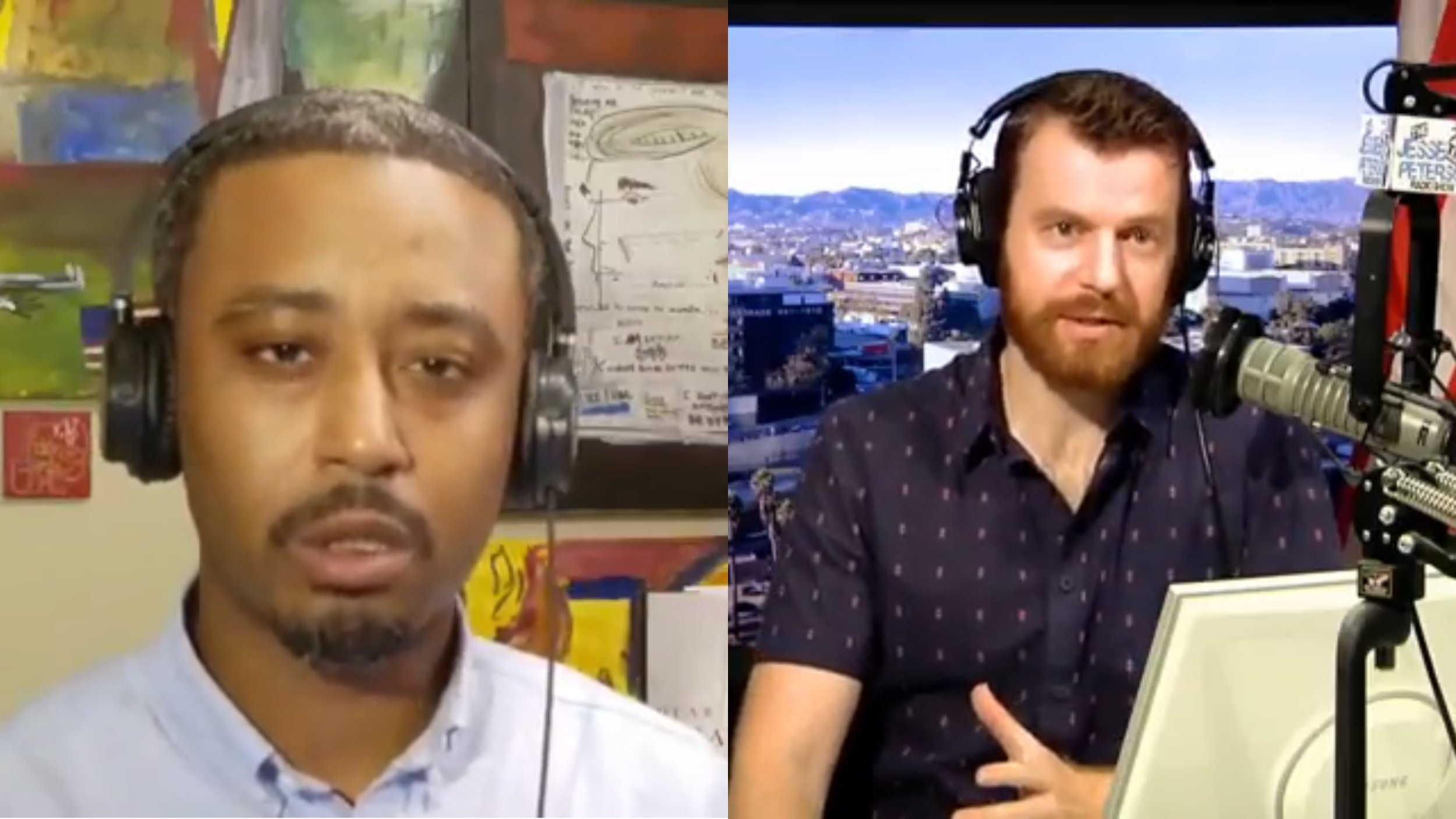 Toshon Jennings interviews James Anton Hake on the Truth, Values, & Character Show in July 2018.