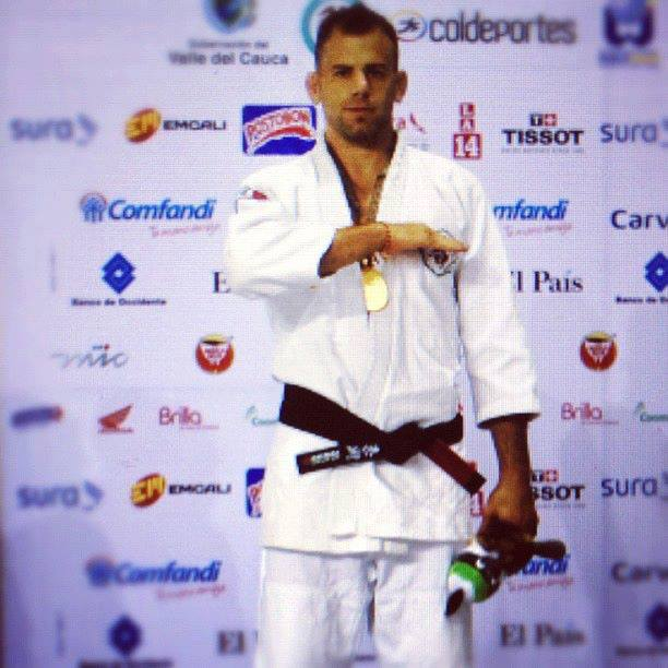 Pic of Dan Schon, BJJ fighter