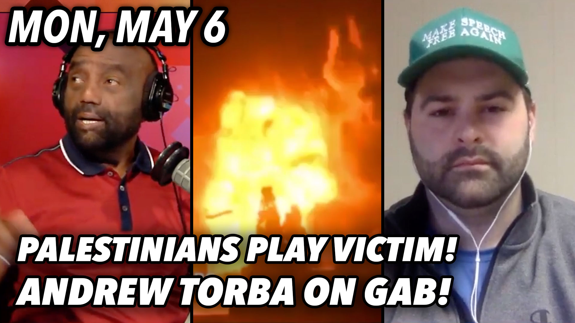 Thumbnail from The Jesse Lee Peterson Show from  Monday, May 6, 2019