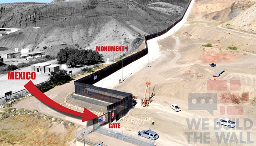 ( Battleground State News ) We Build the Wall Declares End to Standoff With Government Bureaucracy, Which Locks Gate at Private Border Wall. UPDATE: They agreed to close the gate at night!