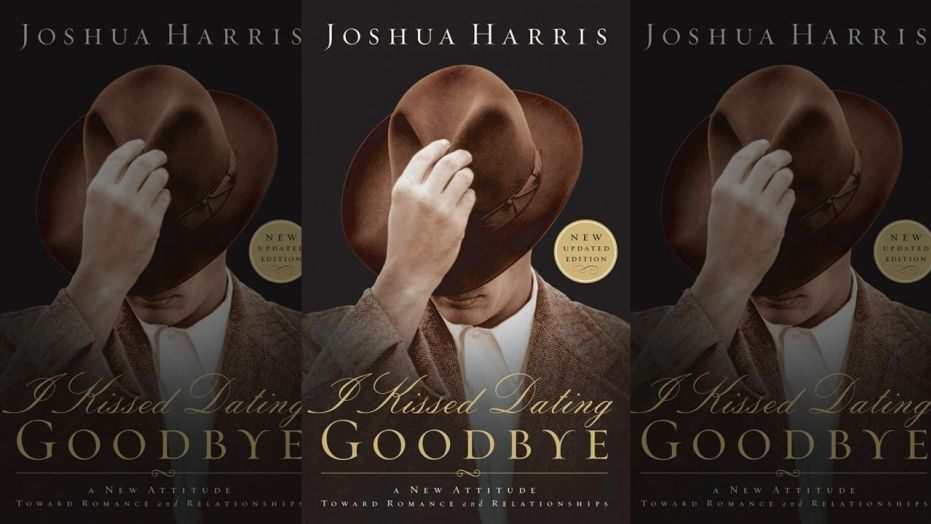 "Image of book ""I Kissed Dating Goodbye"" by author, ex-pastor and ex-Christian Joshua Harris, from Fox News"