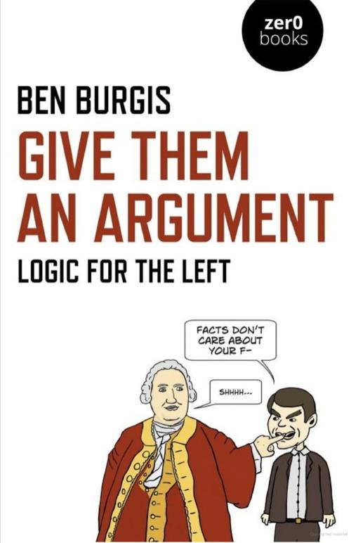 Ben Burgis's book cover