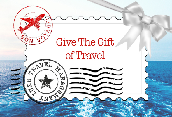 Let LUXE Travel solve yourgift giving needs! - A LUXE Travel gift card is the perfect present for any special occasion, recognition or a unique way to say thank you. Contact us at info@luxetm.com.