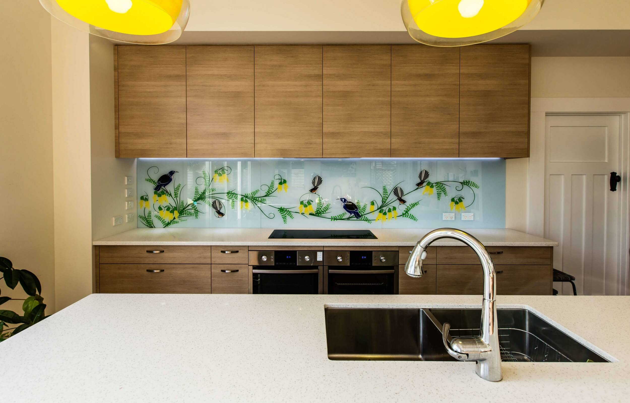 Image Glass Painted Printed Glass Splashback Specialists