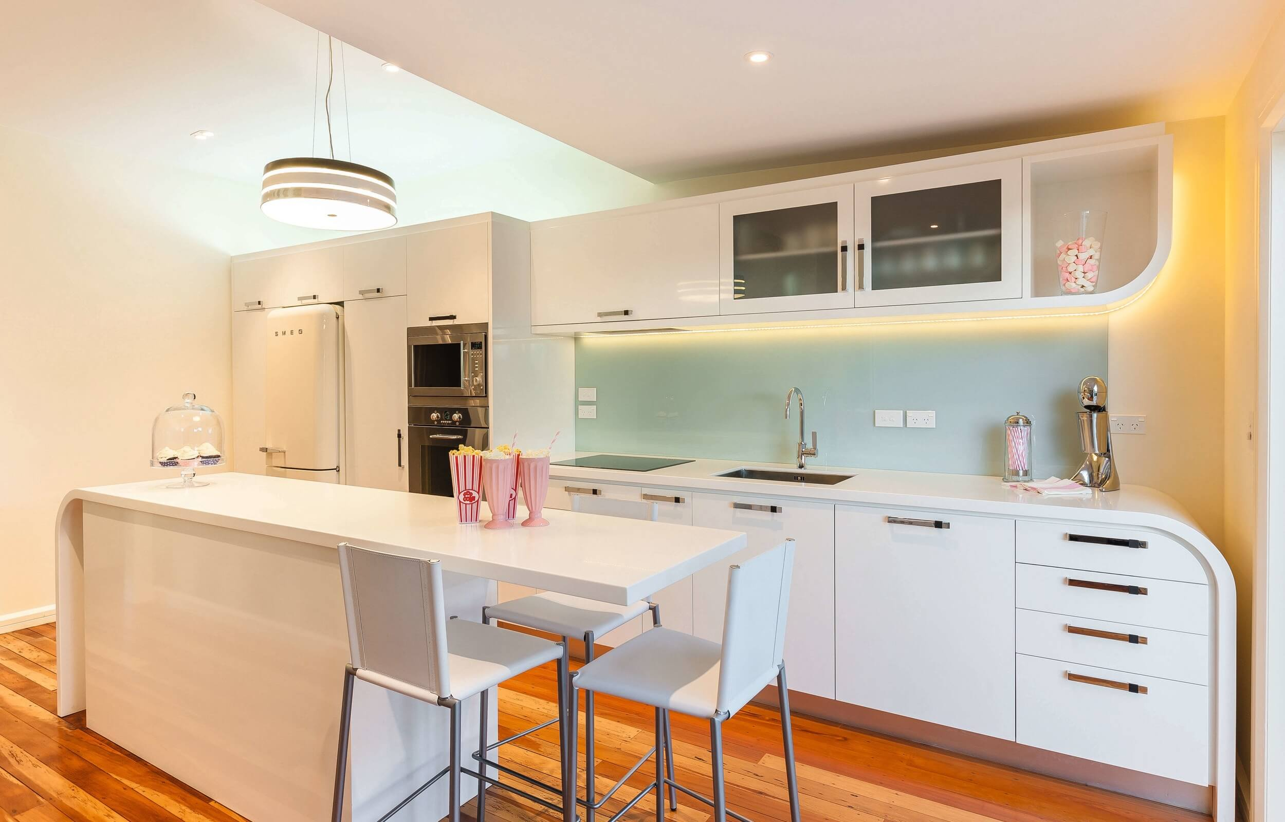 Kitchen by Mal Corboy / Photography by Kallen MacLeod
