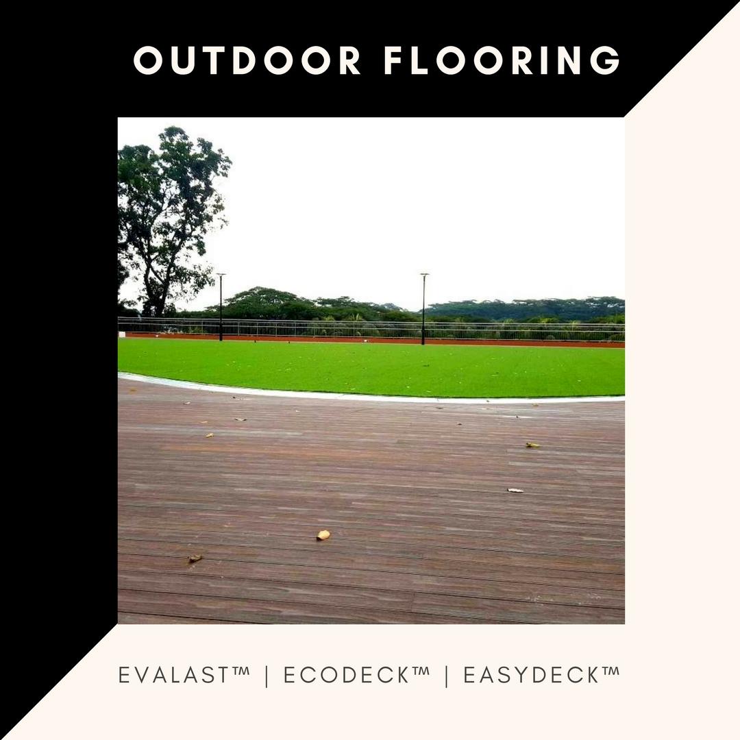 OUTDOOR FLOORING  Composite Deck / Planter Box / Fencing / Landscaping