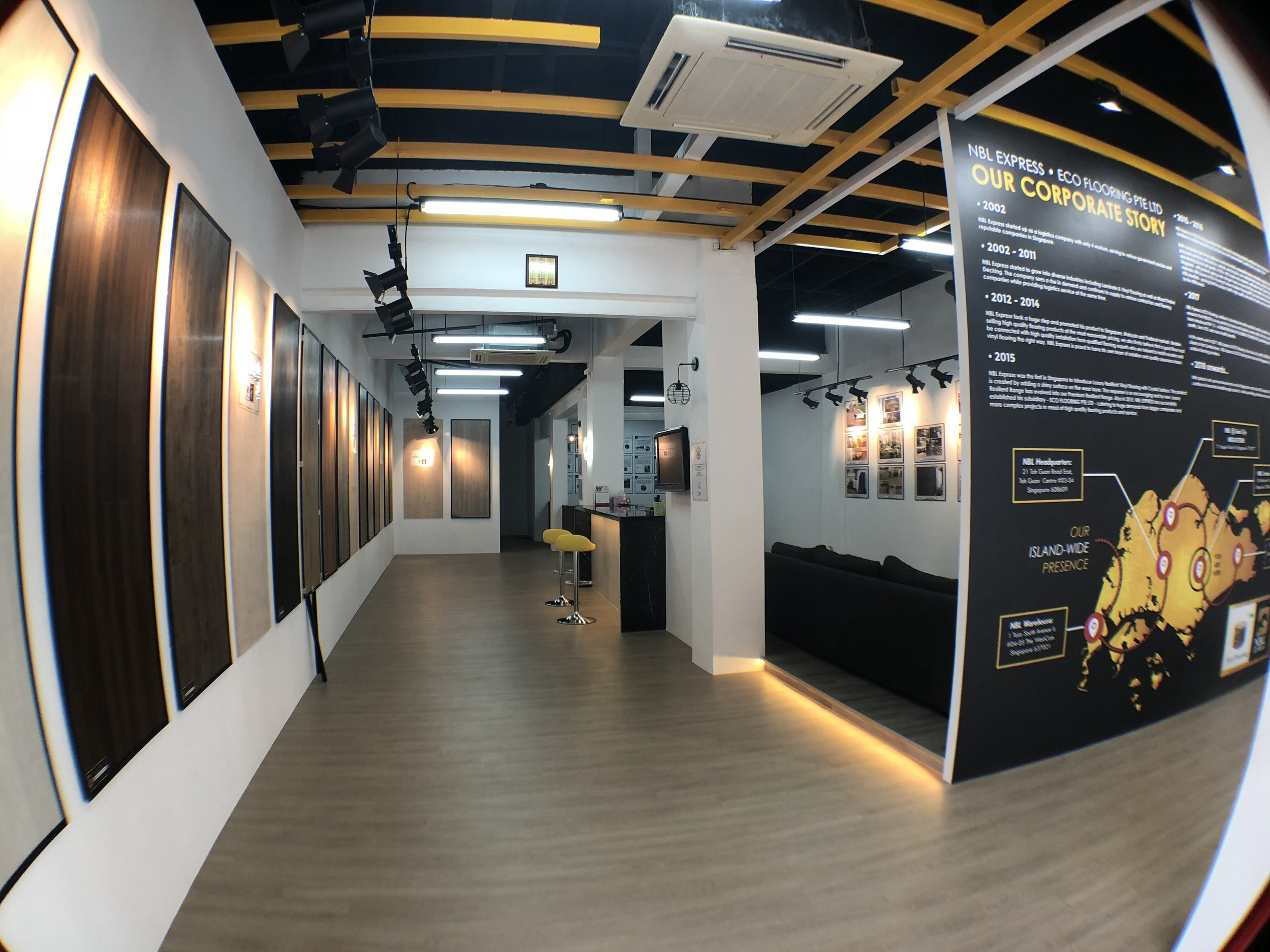 NBL Express Grand Showroom at    536 Balestier Road Singapore 329861    (Call 6252 1910/ 6465 0429)