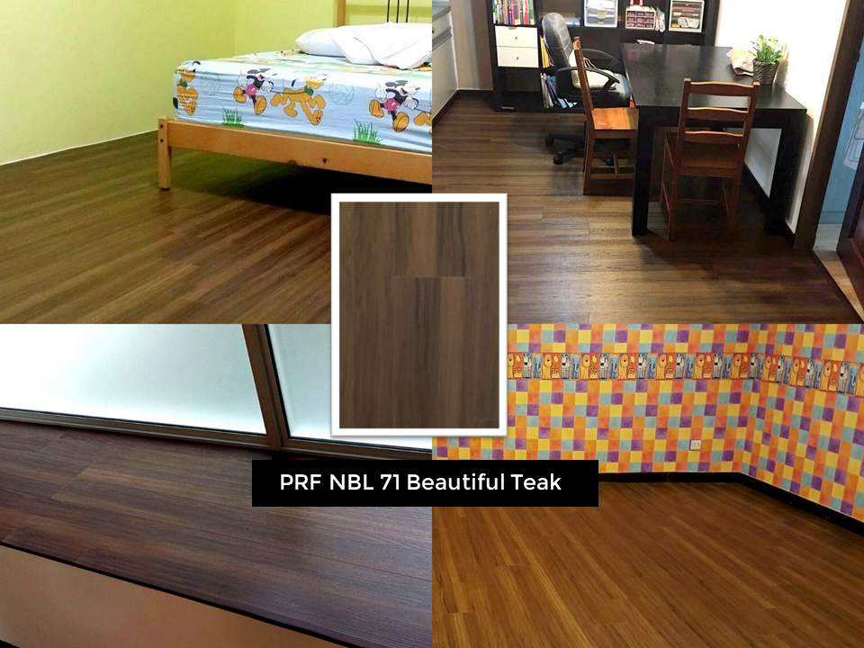 NBL 71 BEAUTIFUL TEAK