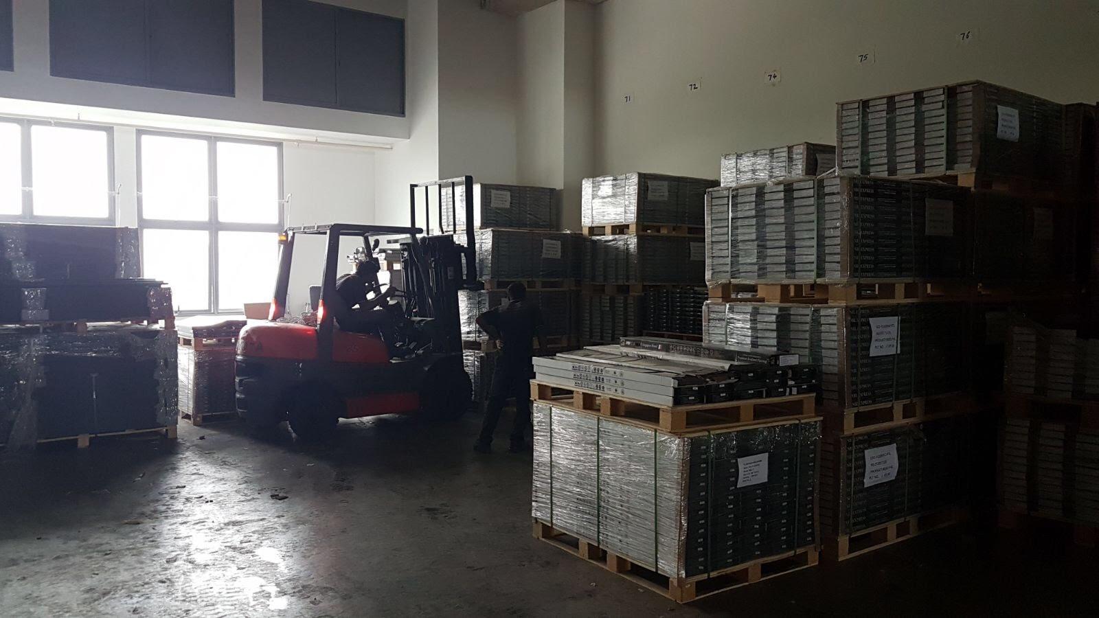 NBL Warehouse @ Tuas