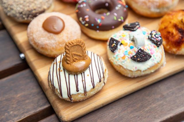 Seriously good donuts you won't want to share with anyone else 😏🤤🙅🏽♂️
