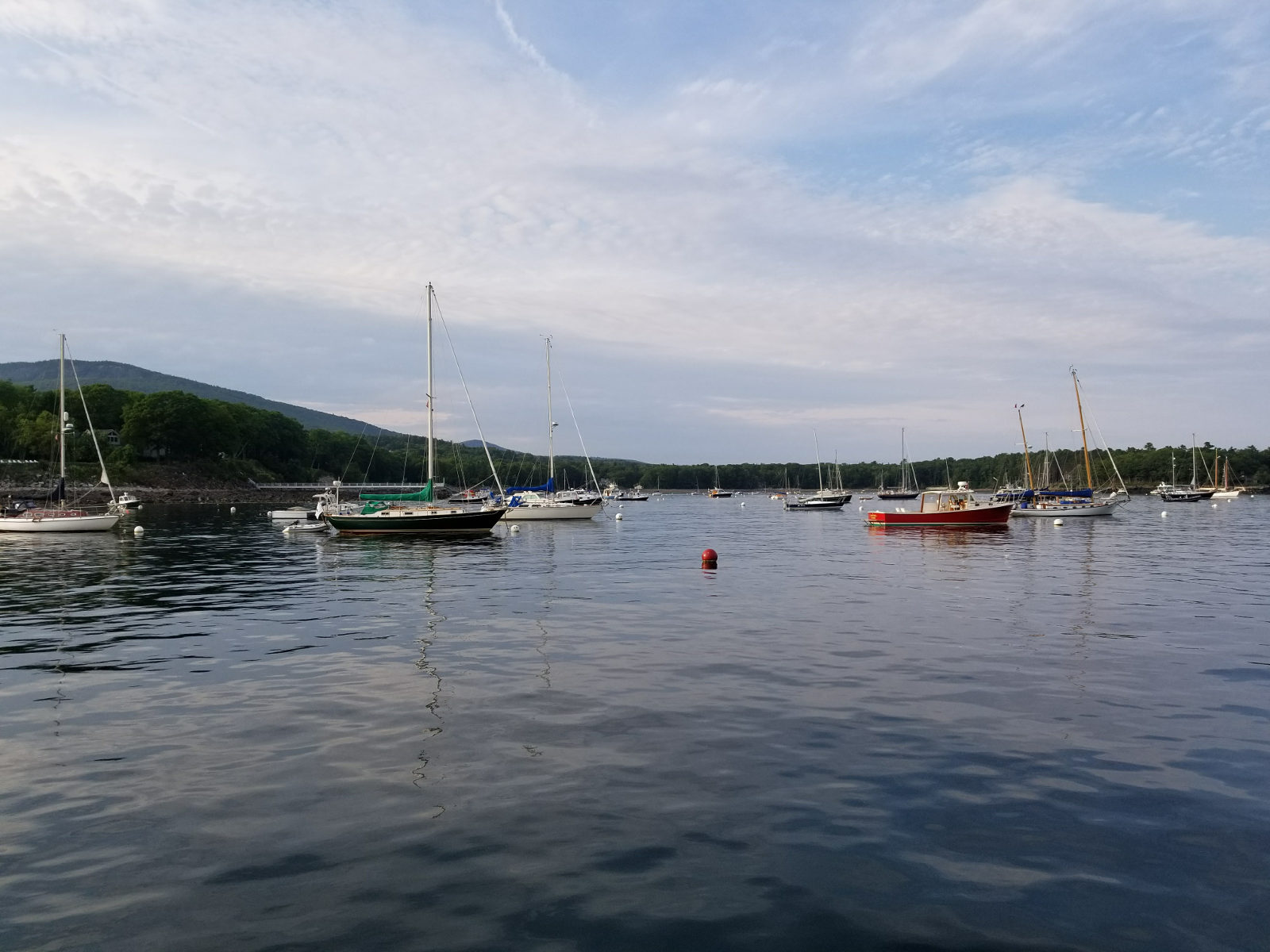 Sailing on the Appledore