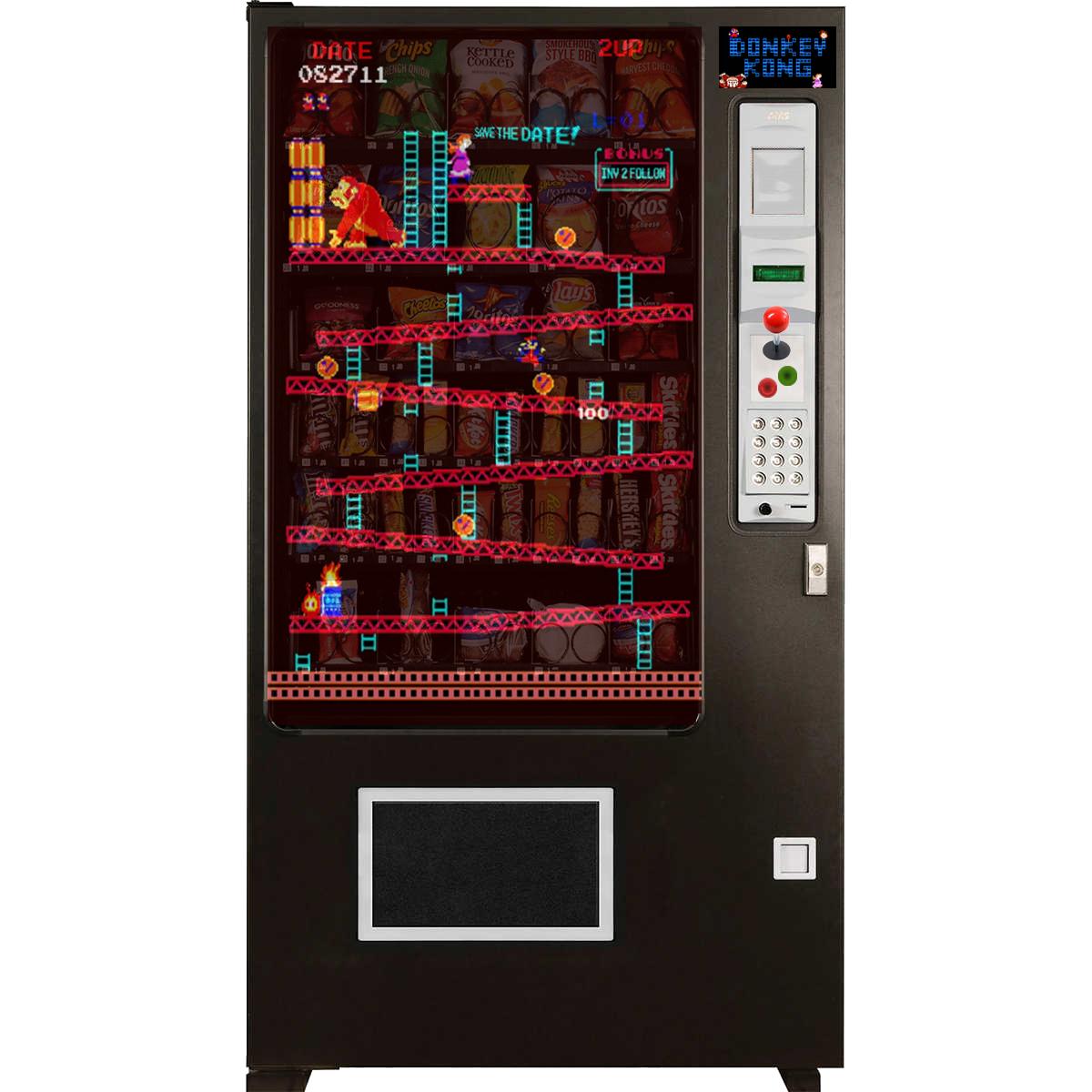 Vending Machine Play