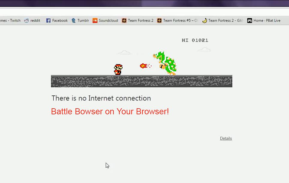 Bowser Browser Battle