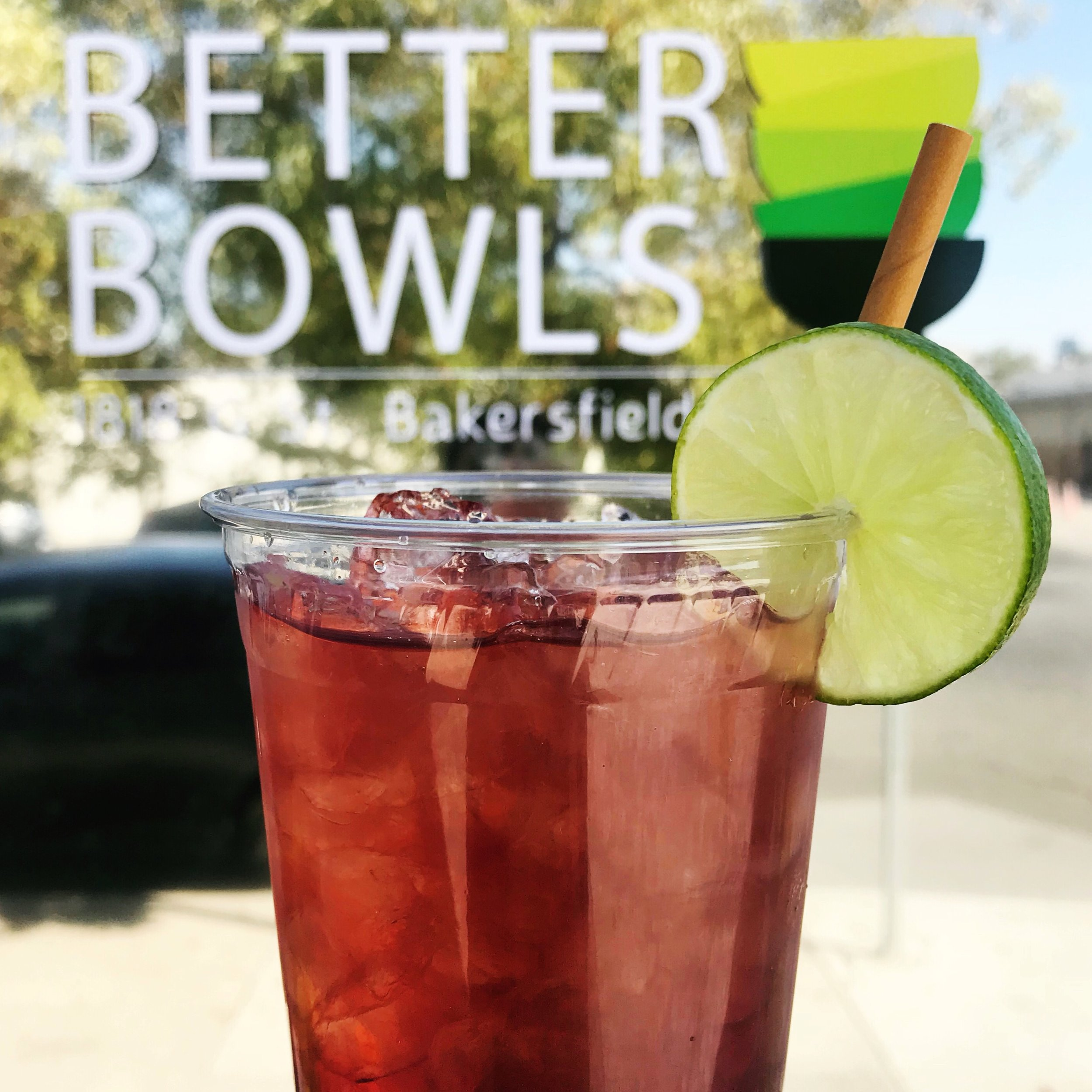 Drinks Etc. - -Iced tea (flavor rotates daily) $2.50-La Croix $1.50-Bottled water $1
