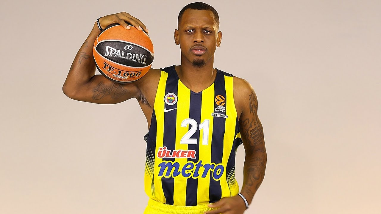 James Nunnally - is an American professional basketball player who has experience playing in the NBA and the top leagues overseas. Known for his lethal shooting, Nunnally currently plays for Fenerbache in Turkey.
