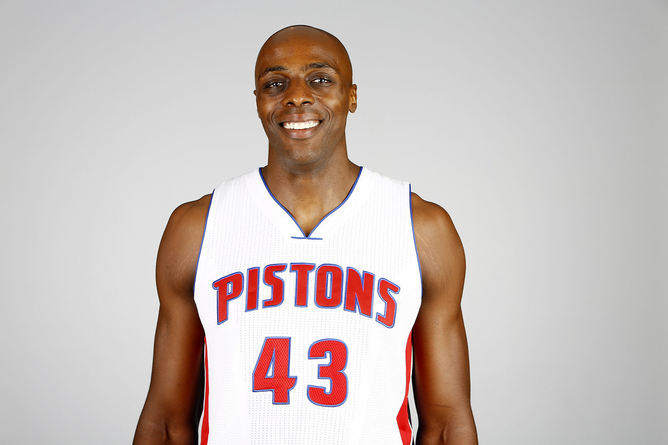 Anthony Tolliver - is an NBA veteran currently playing for the Detroit Pistons. Tolliver known for his ability to stretch the floor, solid defense, and leadership qualities has given him the opportunity to fit into many different teams. He has experience in the D-league and overseas to add to his NBA career. Tolliver graduated with a finance degree from Creighton and is avid serial entrepreneur. He recently attended the inaugural NBA's Players Summit hosted by Bloomberg and continues to expand his portfolio with businesses such as his real estate business.