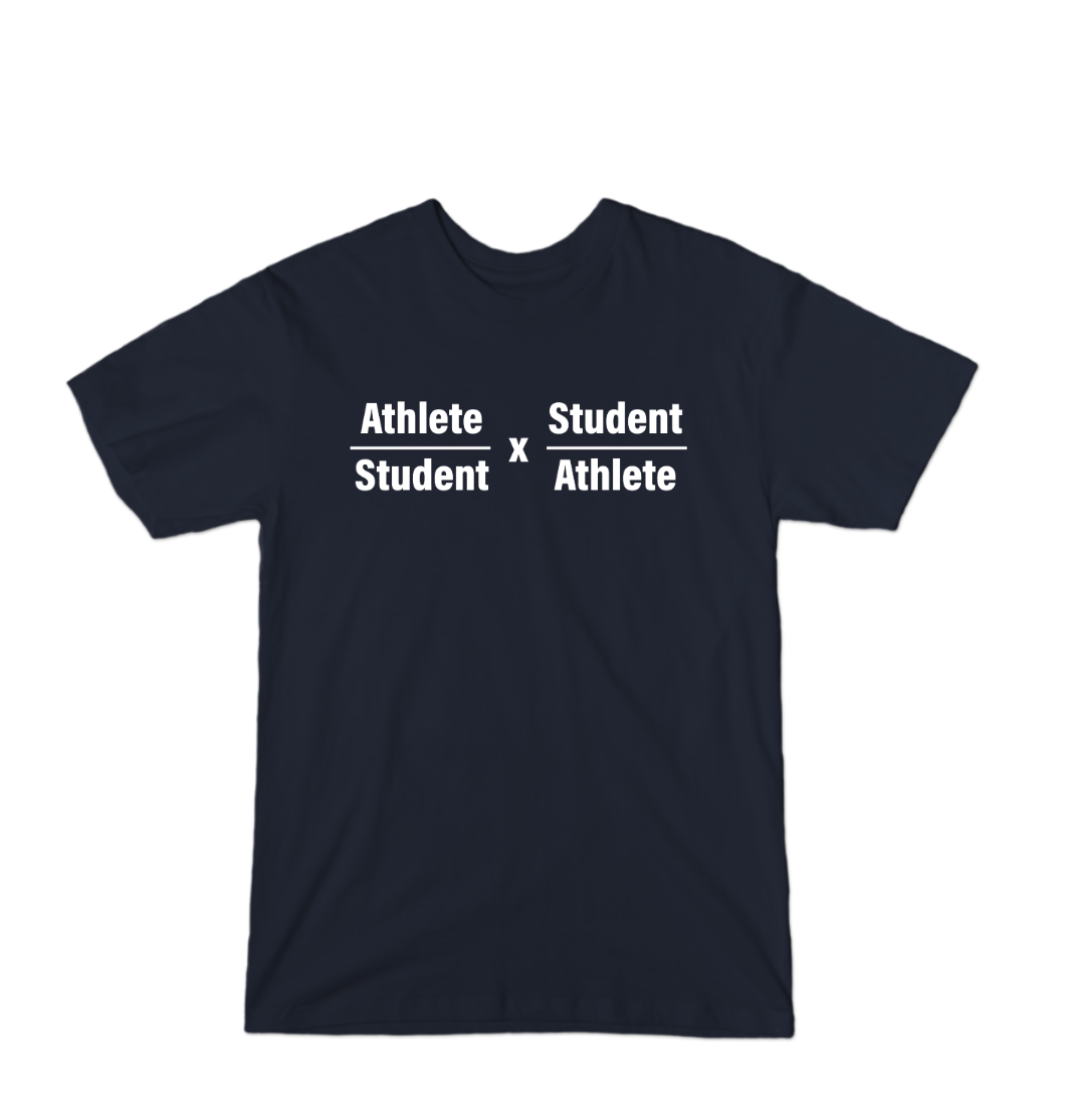 Are you a student athlete or an athlete student