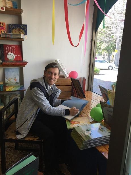 Robert Vescio Signing Books smaller.jpg