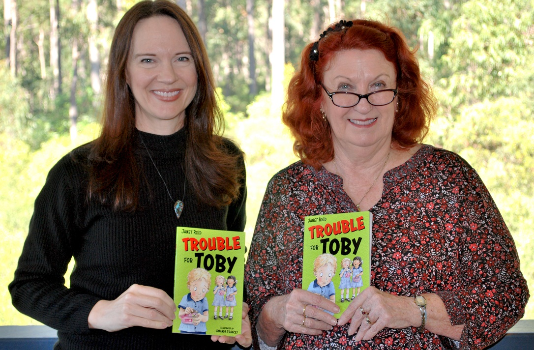 Janet and Amanda - Trouble for Toby.jpg