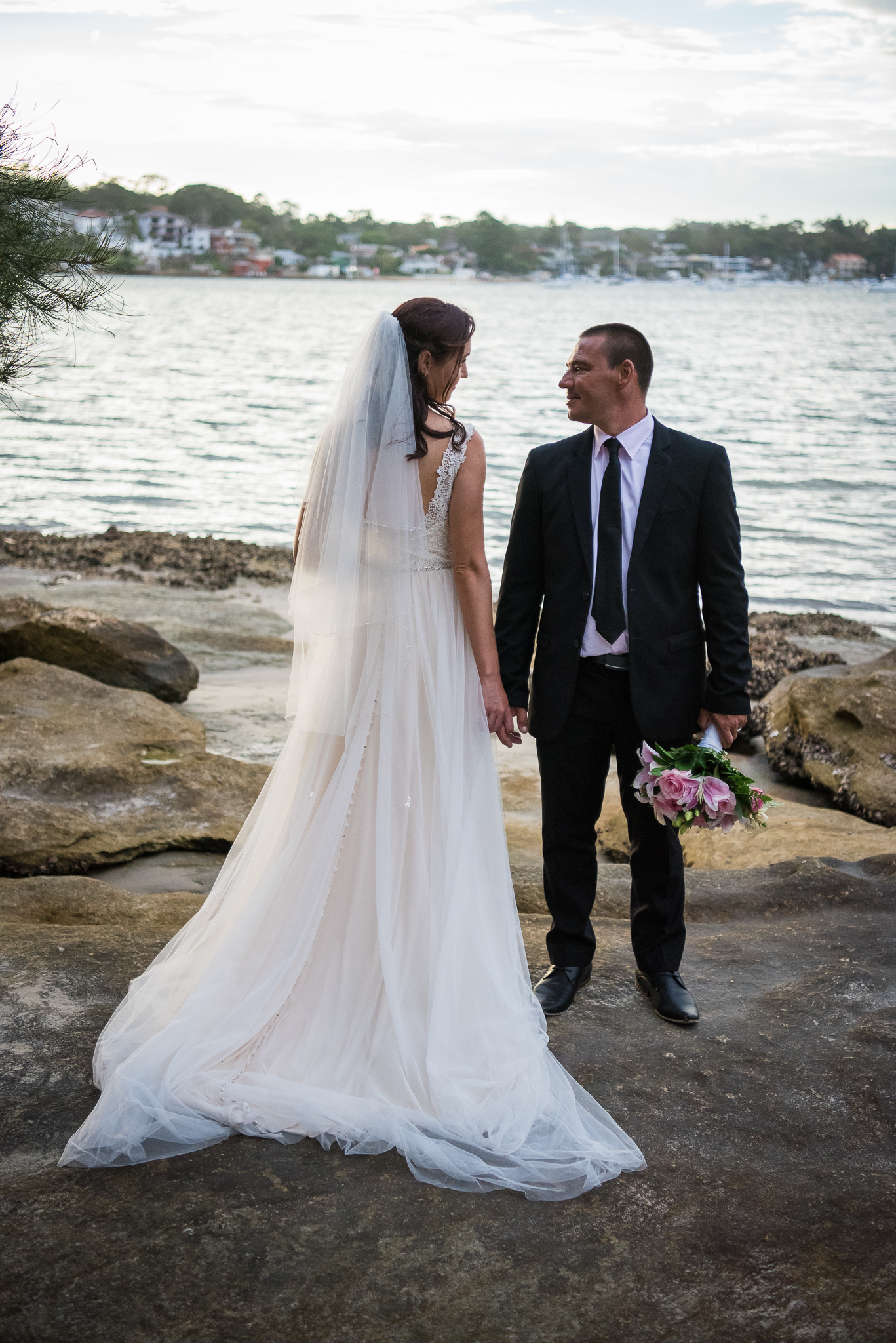 fun wedding photography by panoramic photography