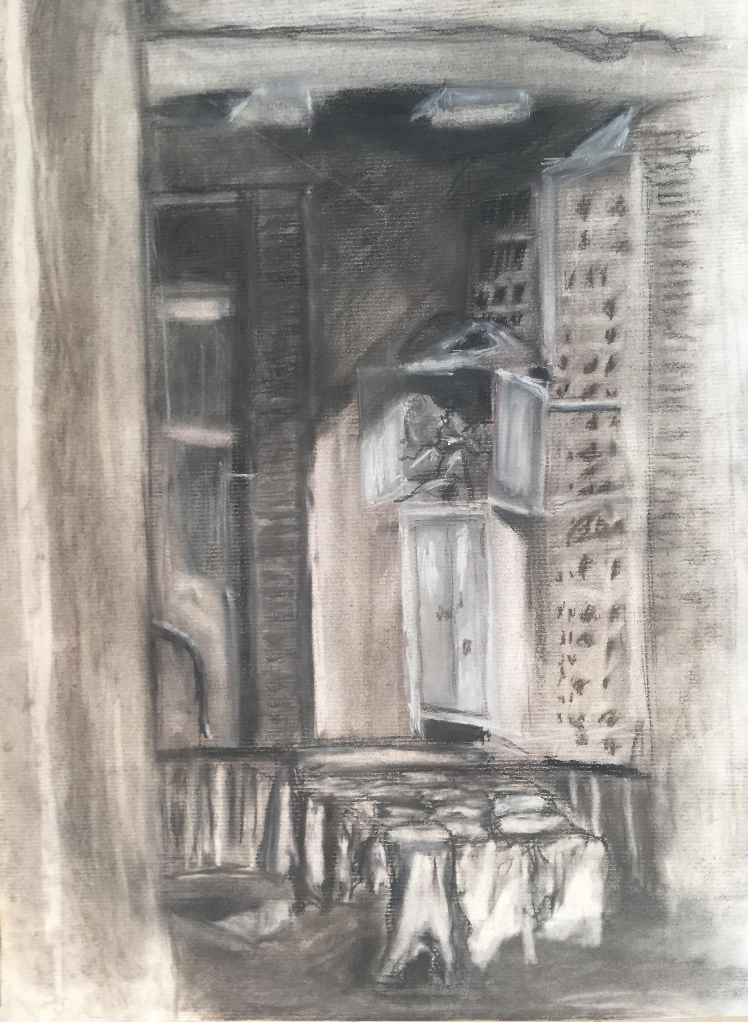 Cairo Balcony