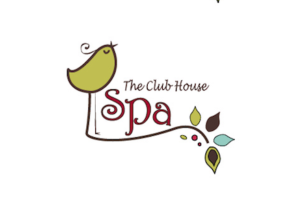 The Club House Spa Logo