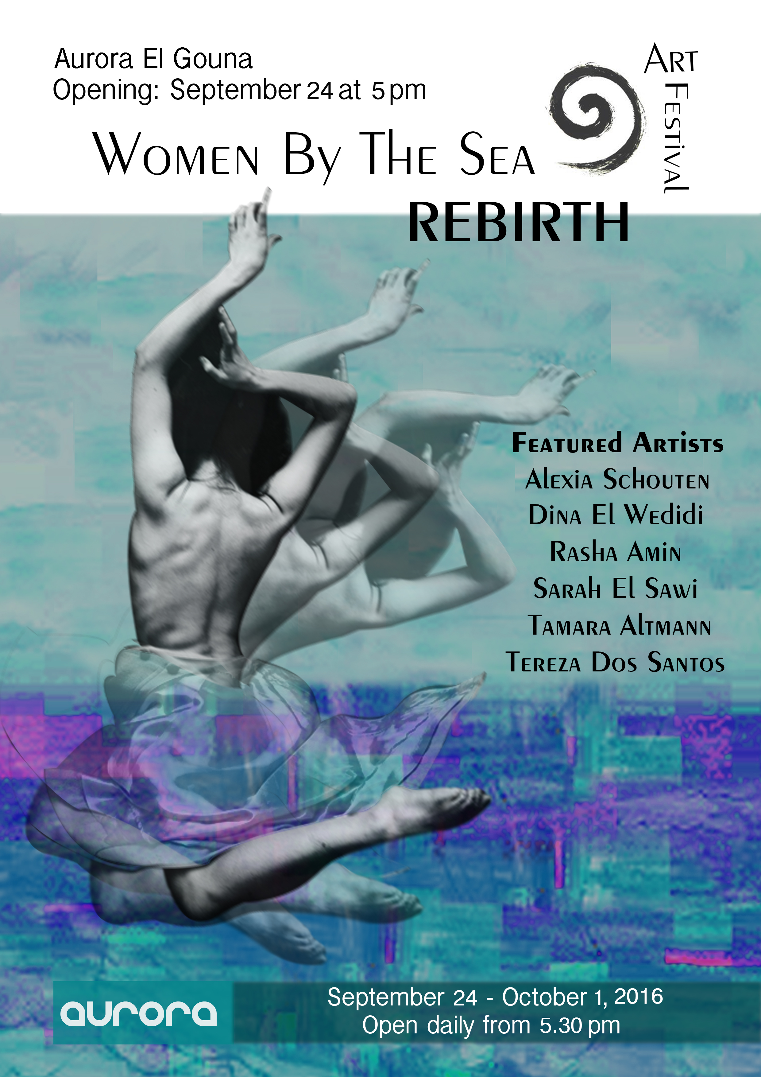 Women By The Sea 2016: Rebirth