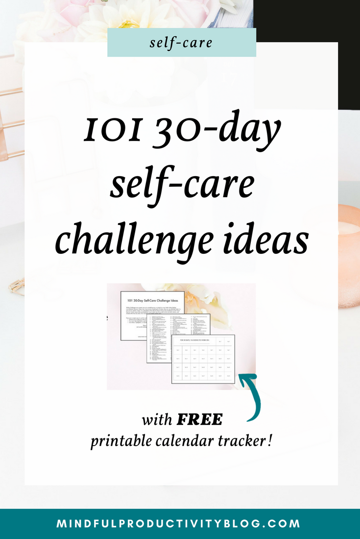 image regarding Printable Self Care Plan titled 101 30-Working day Self-Treatment Difficulty Strategies Knowledgeable Efficiency