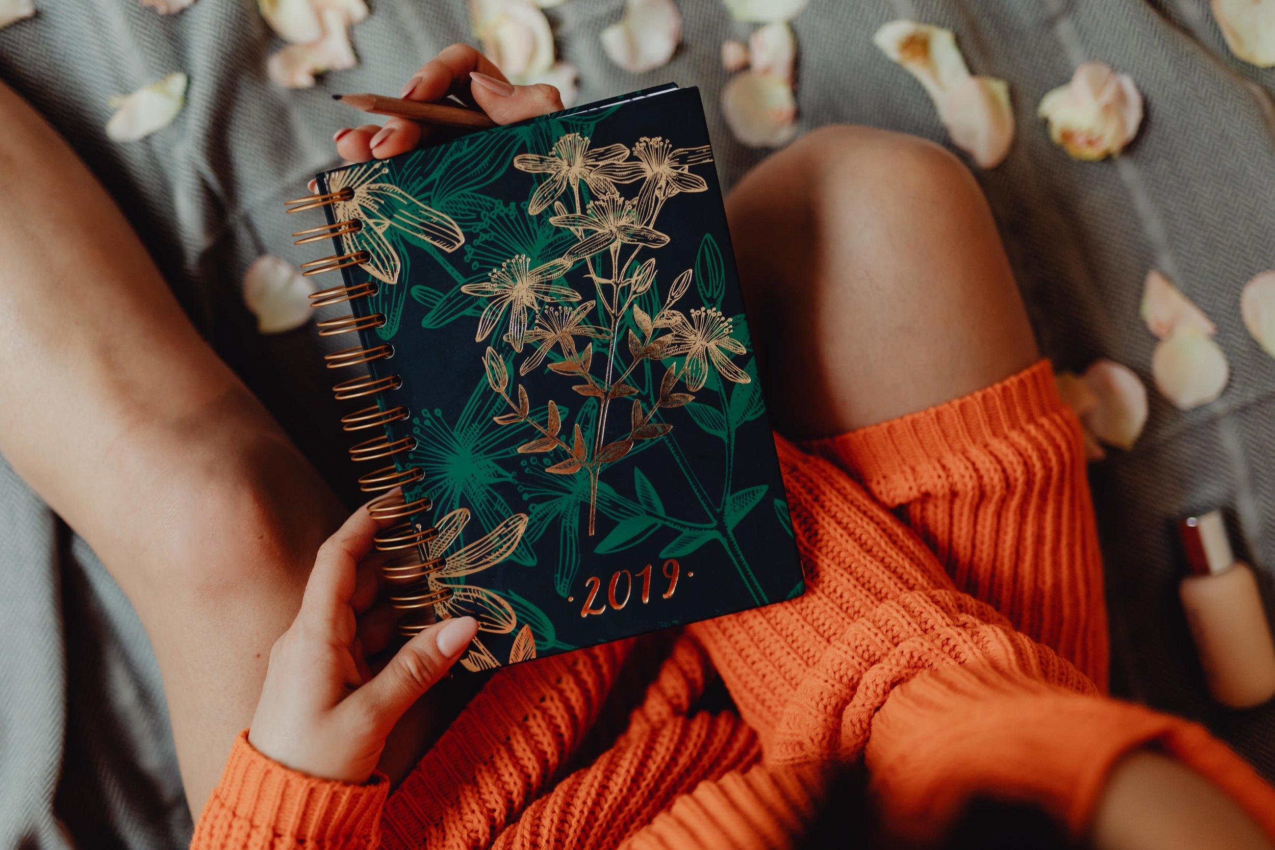 woman planner