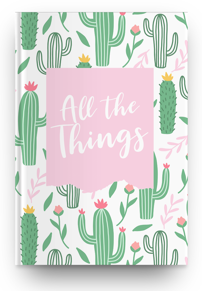 All the Things Journal for Productive Note Taking